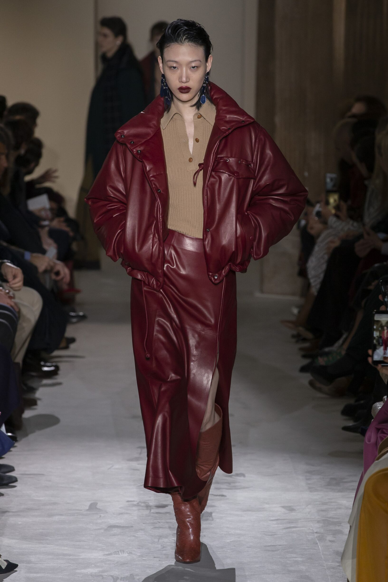 Salvatore Ferragamo Milan Fashion Week Womenswear Trends