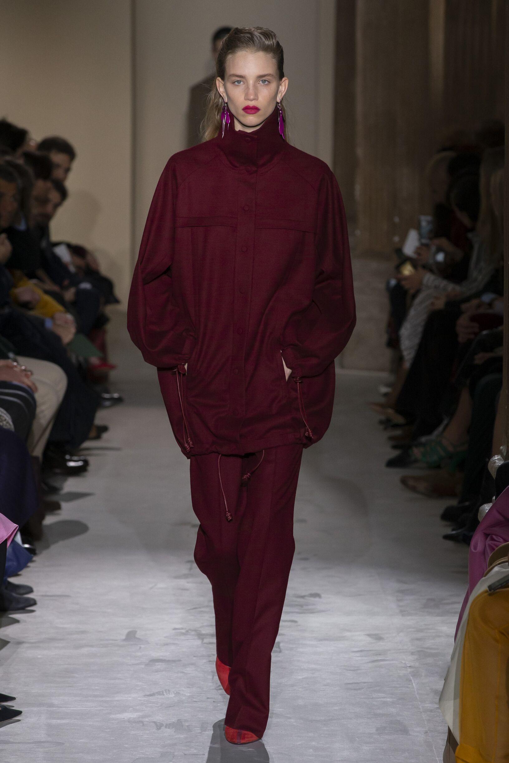 Salvatore Ferragamo Womenswear Fashion Show
