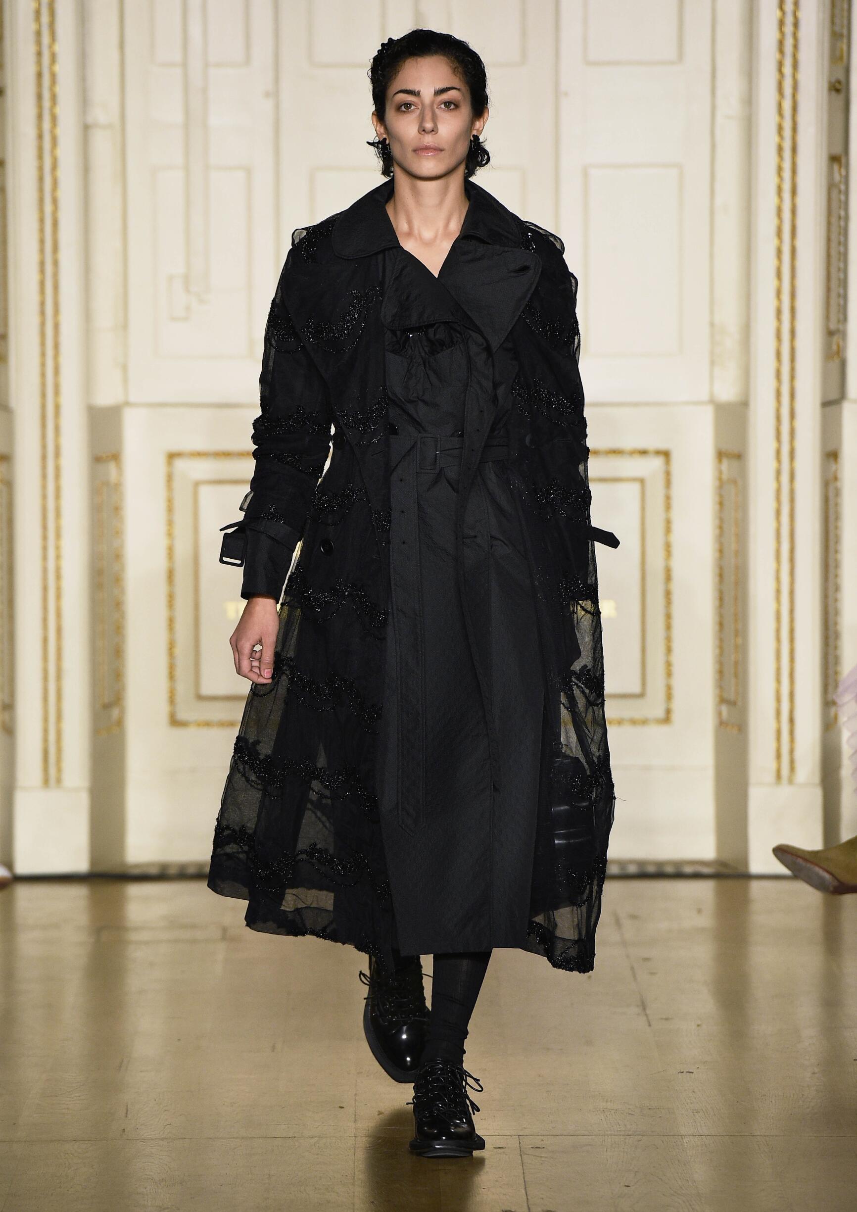 Simone Rocha Fashion Show FW 2019