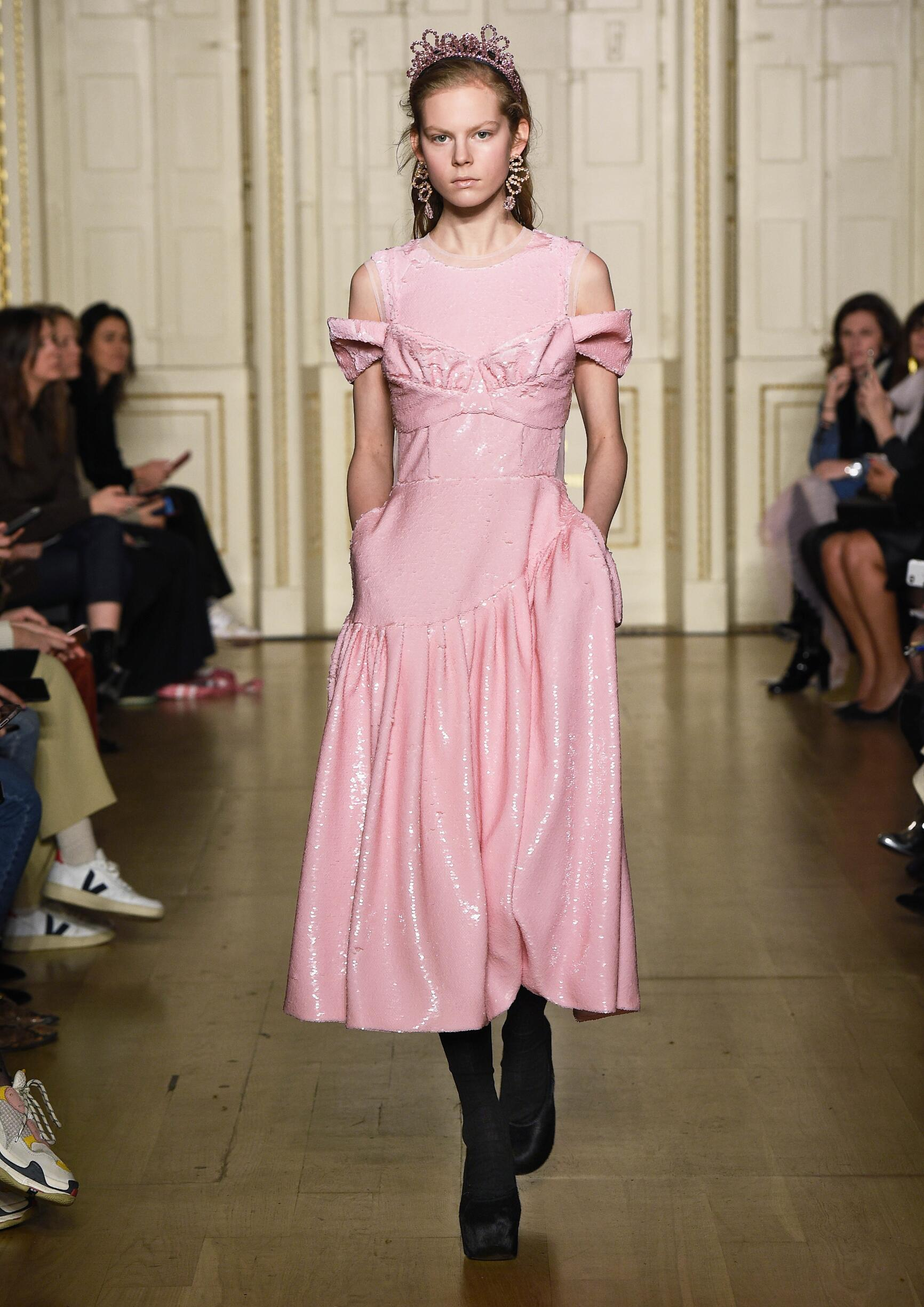 Simone Rocha London Fashion Week Womenswear Trends