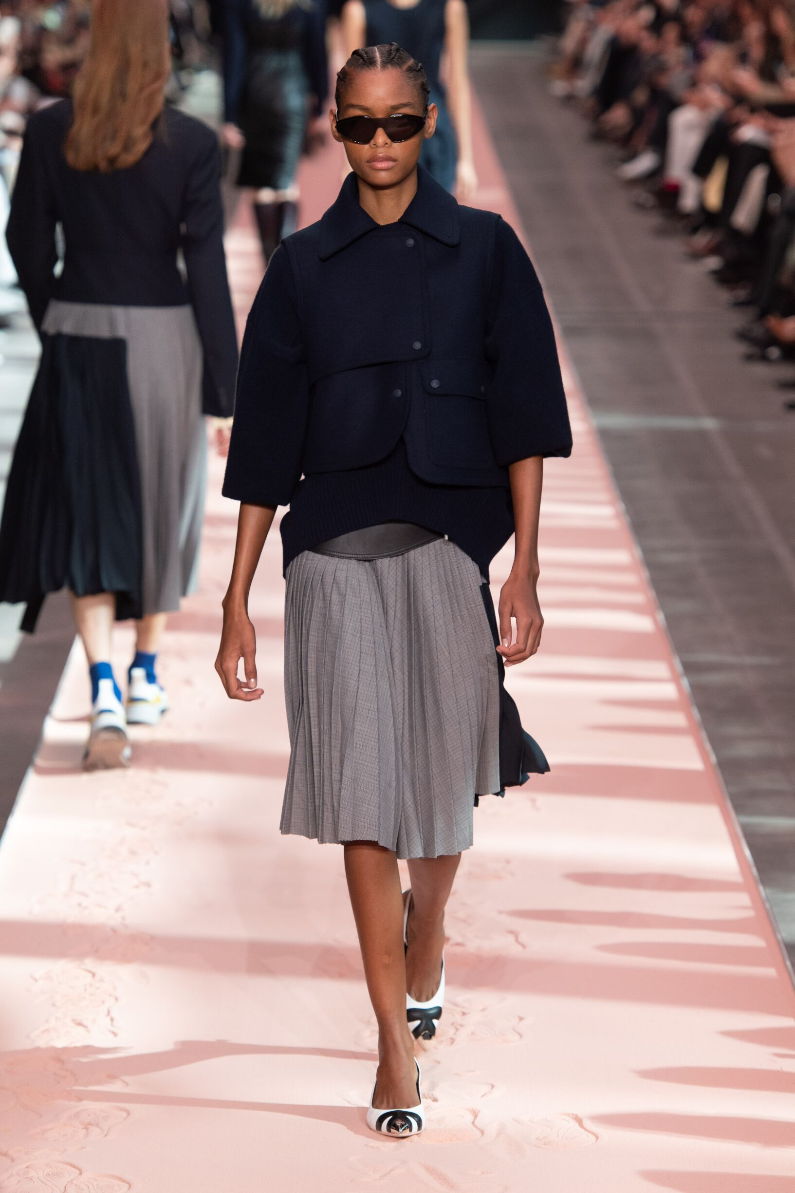 Sportmax Fall Winter 2019 Womens Collection Milan Fashion Week