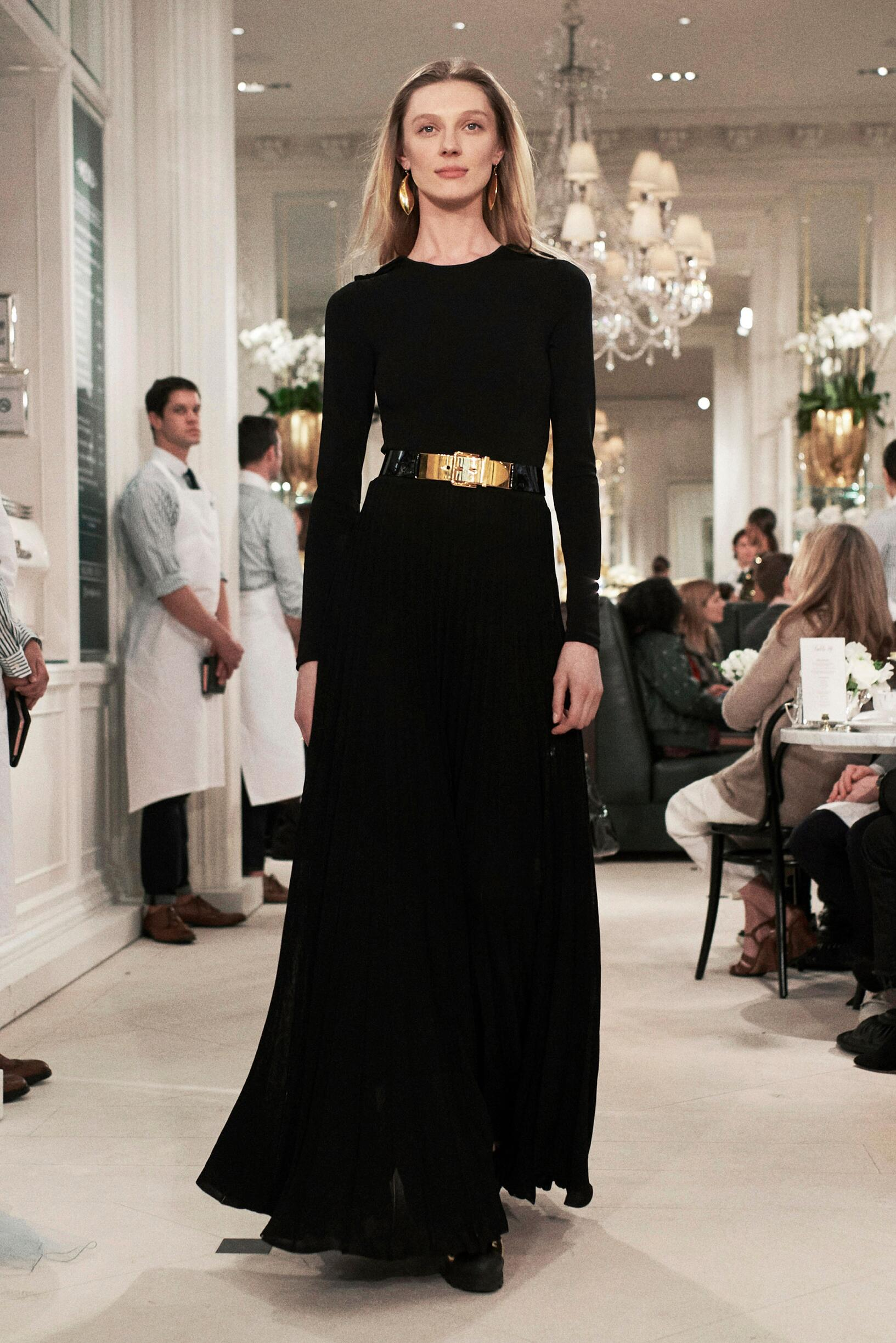 Spring 2019 Womenswear Ralph Lauren