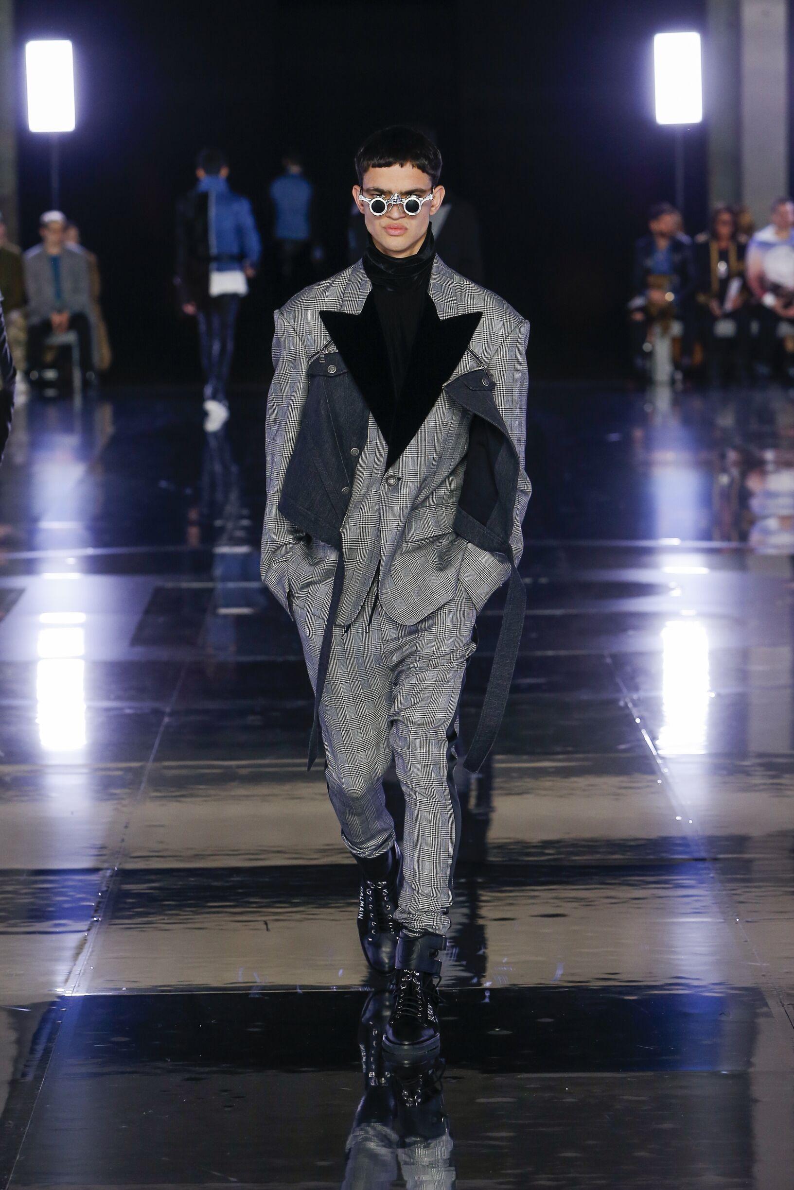 Trends Menswear Fall Winter Balmain 2019