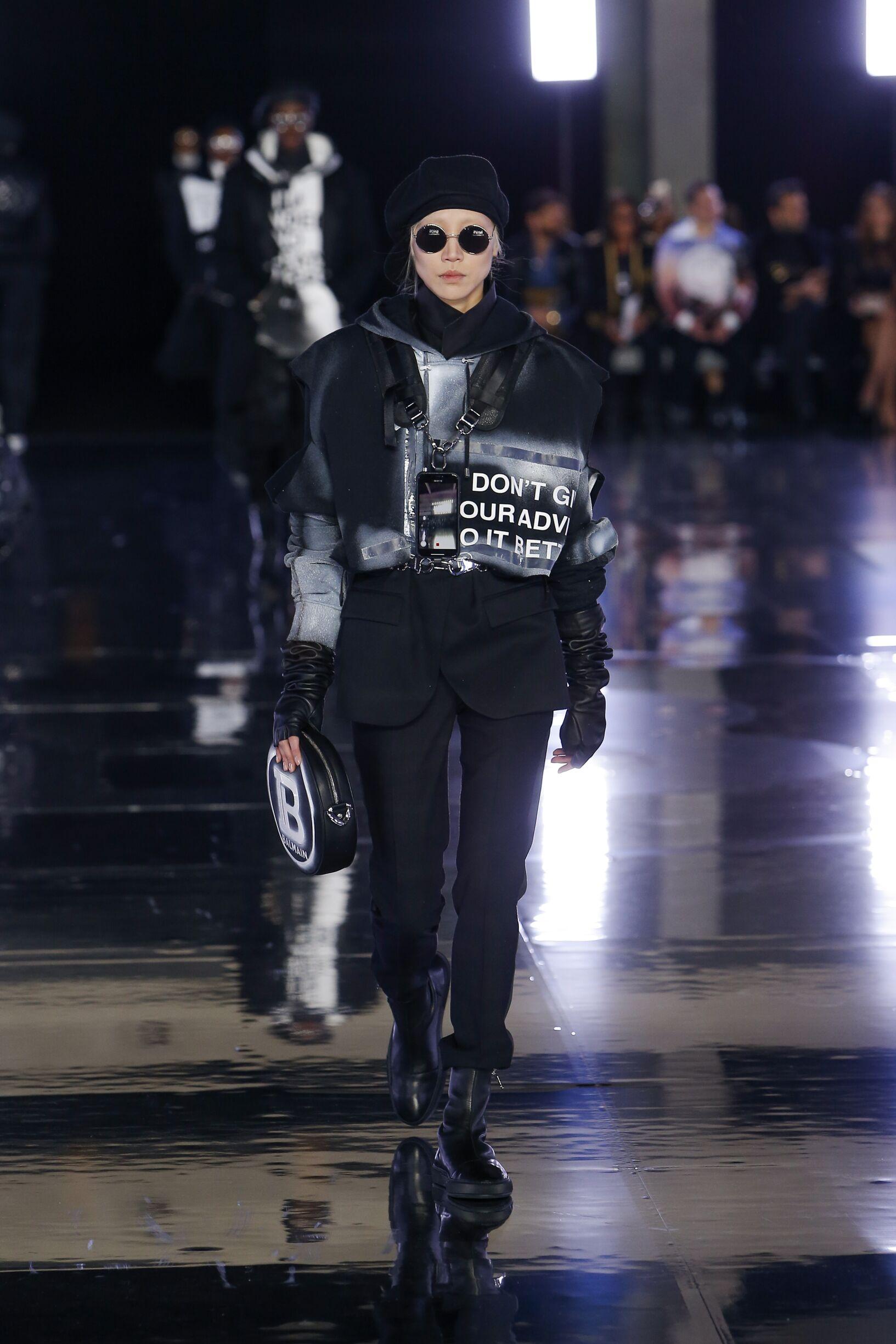 Trends Womenswear Fall Winter Balmain 2019-20