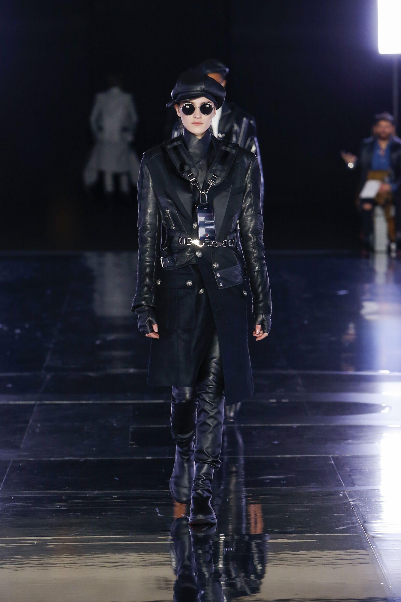 Trends Womenswear Fall Winter Balmain 2019