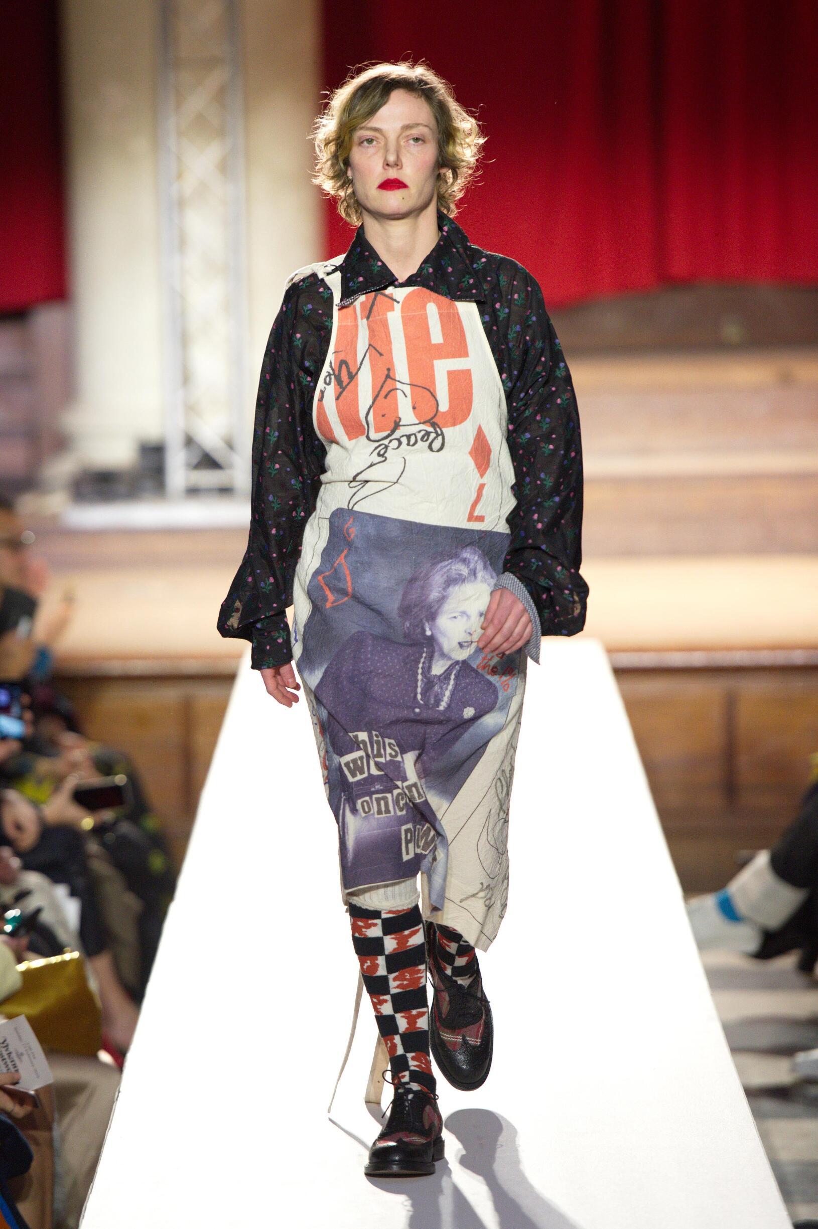 Trends Womenswear Fall Winter Vivienne Westwood 2019