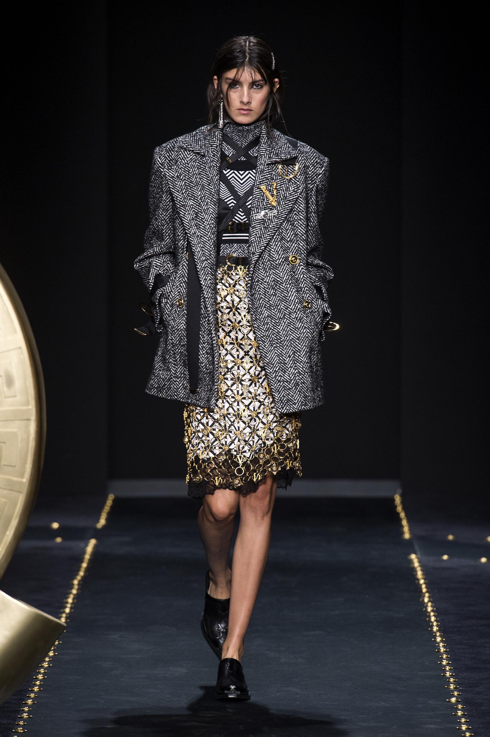 Versace FW 2019 Womenswear