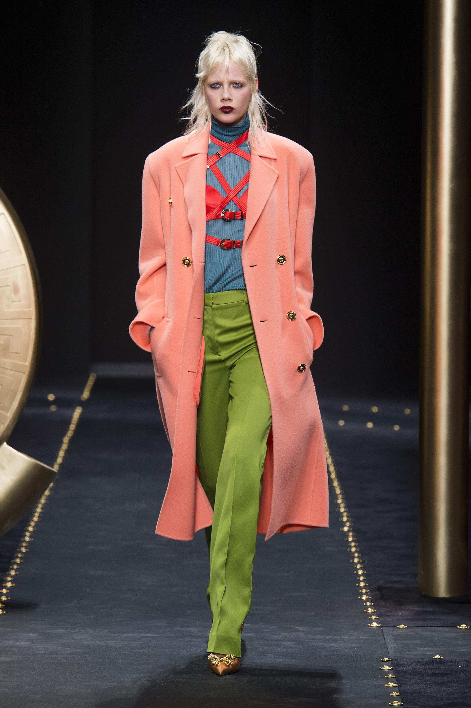 Versace Fall Winter 2019