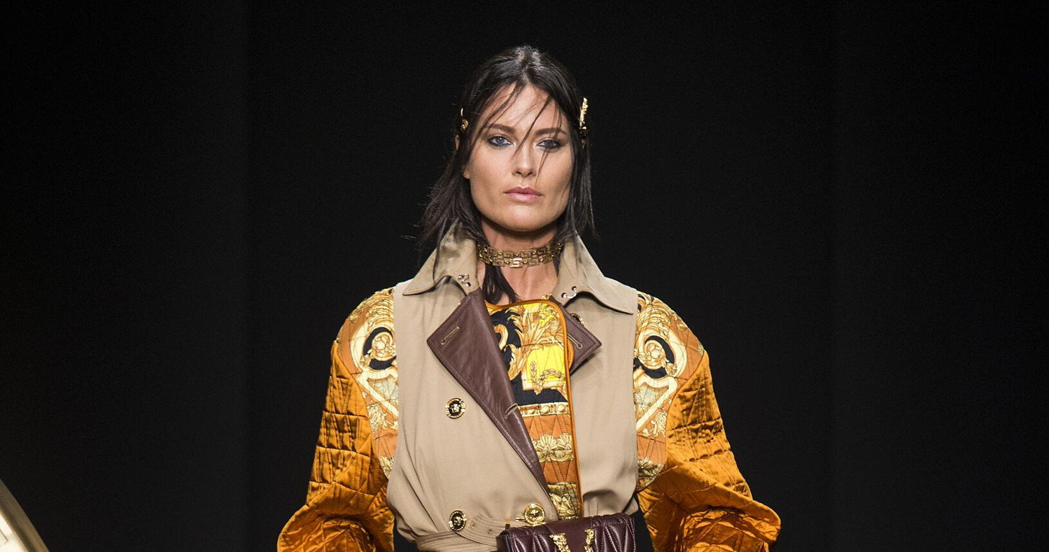 Versace Fashion Show FW 2019 Milan