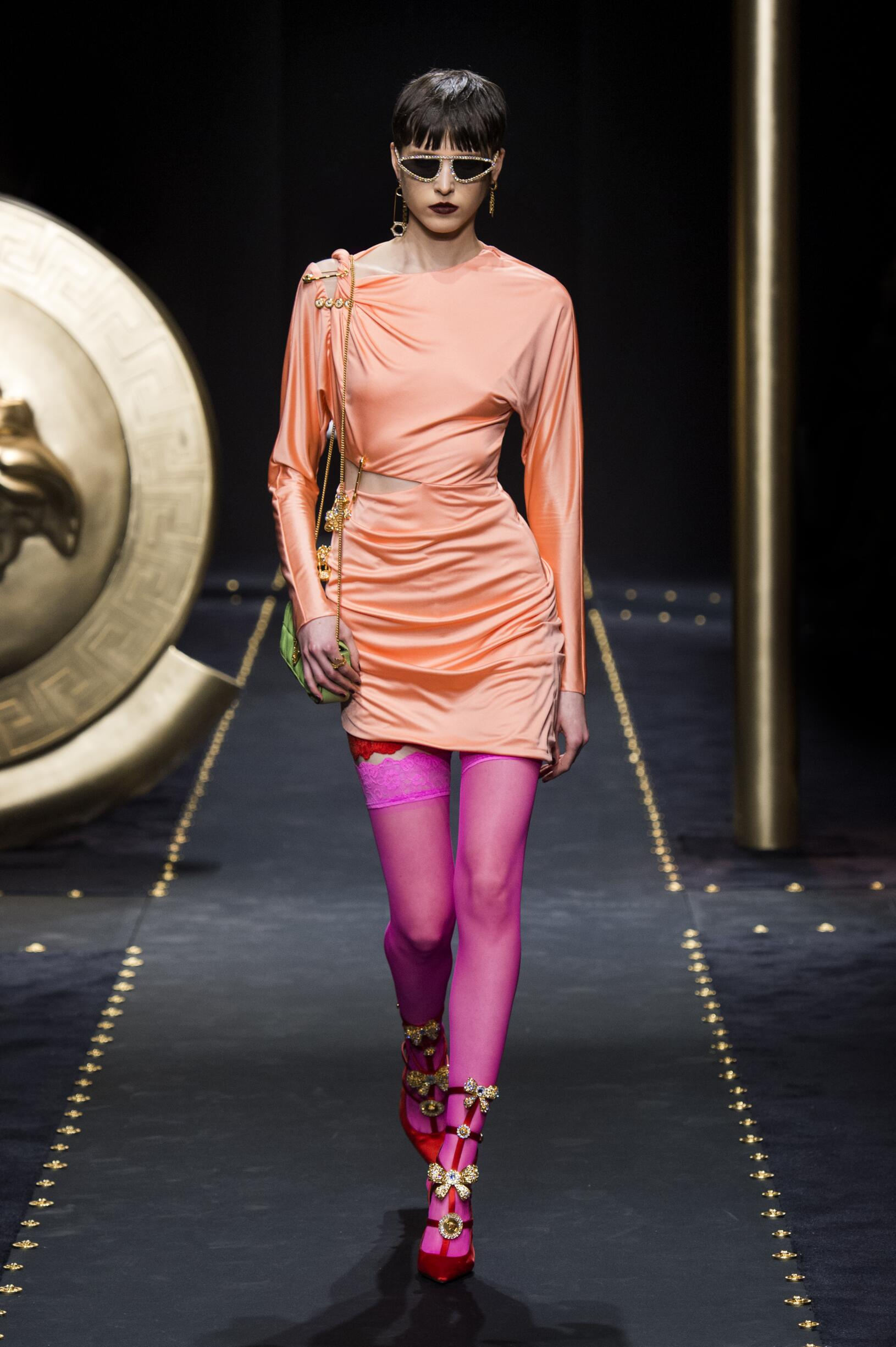 Versace Women Style