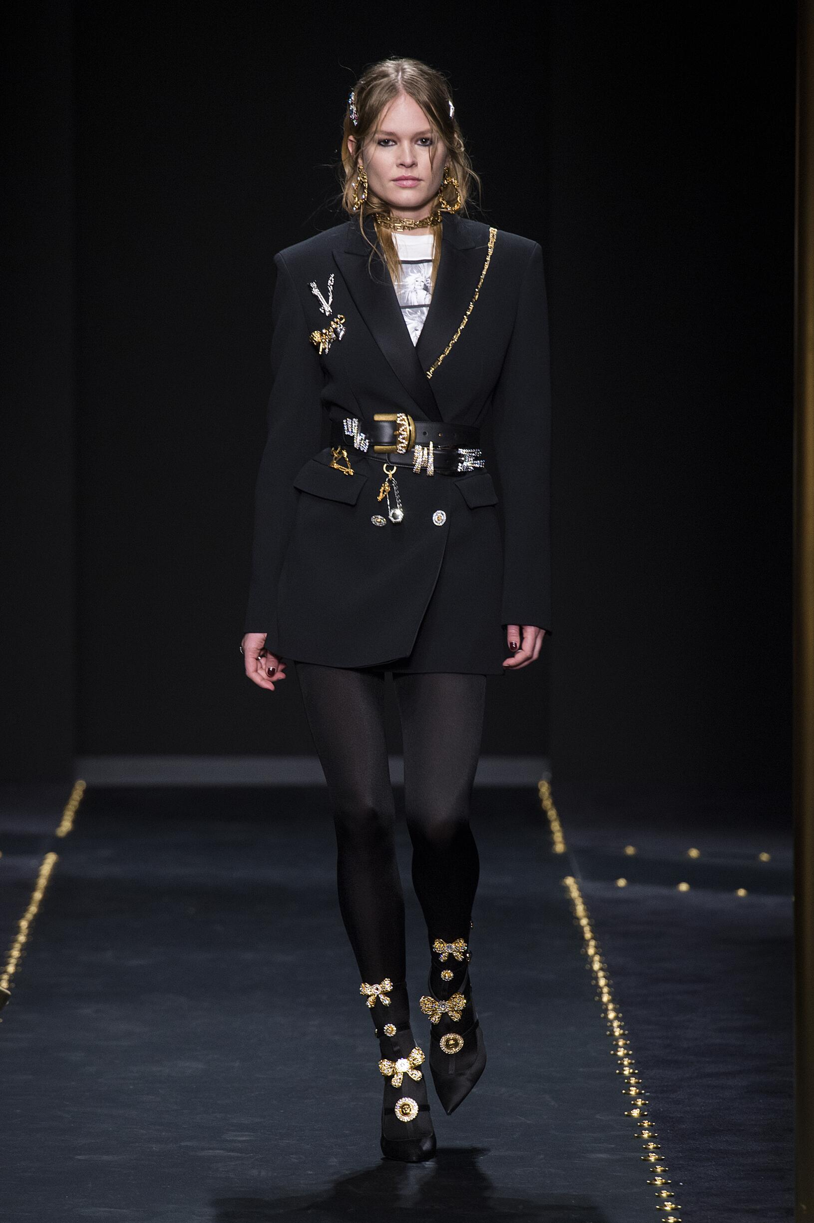 Versace Womenswear Collection Trends