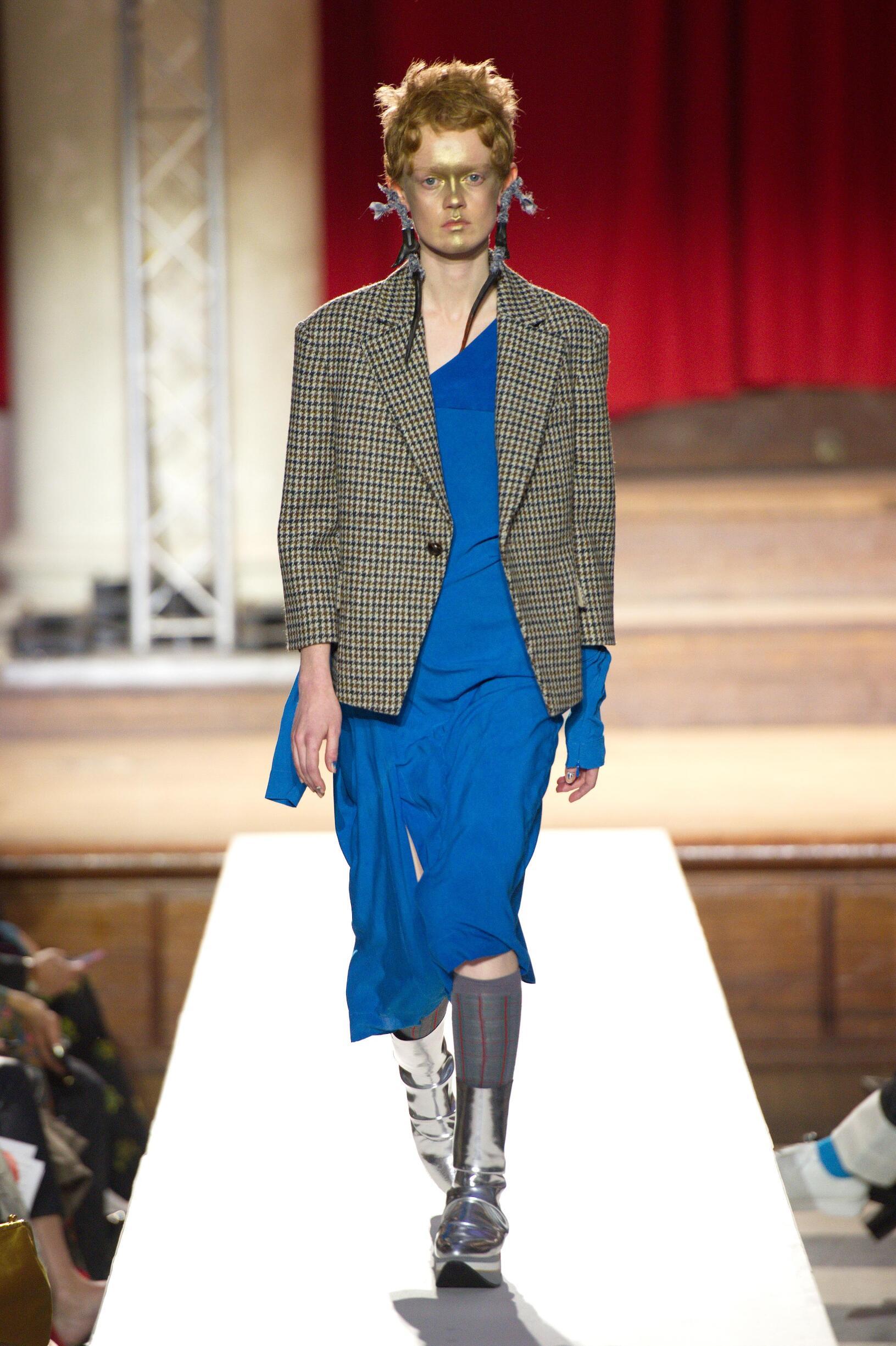 Vivienne Westwood 2019 London Trends