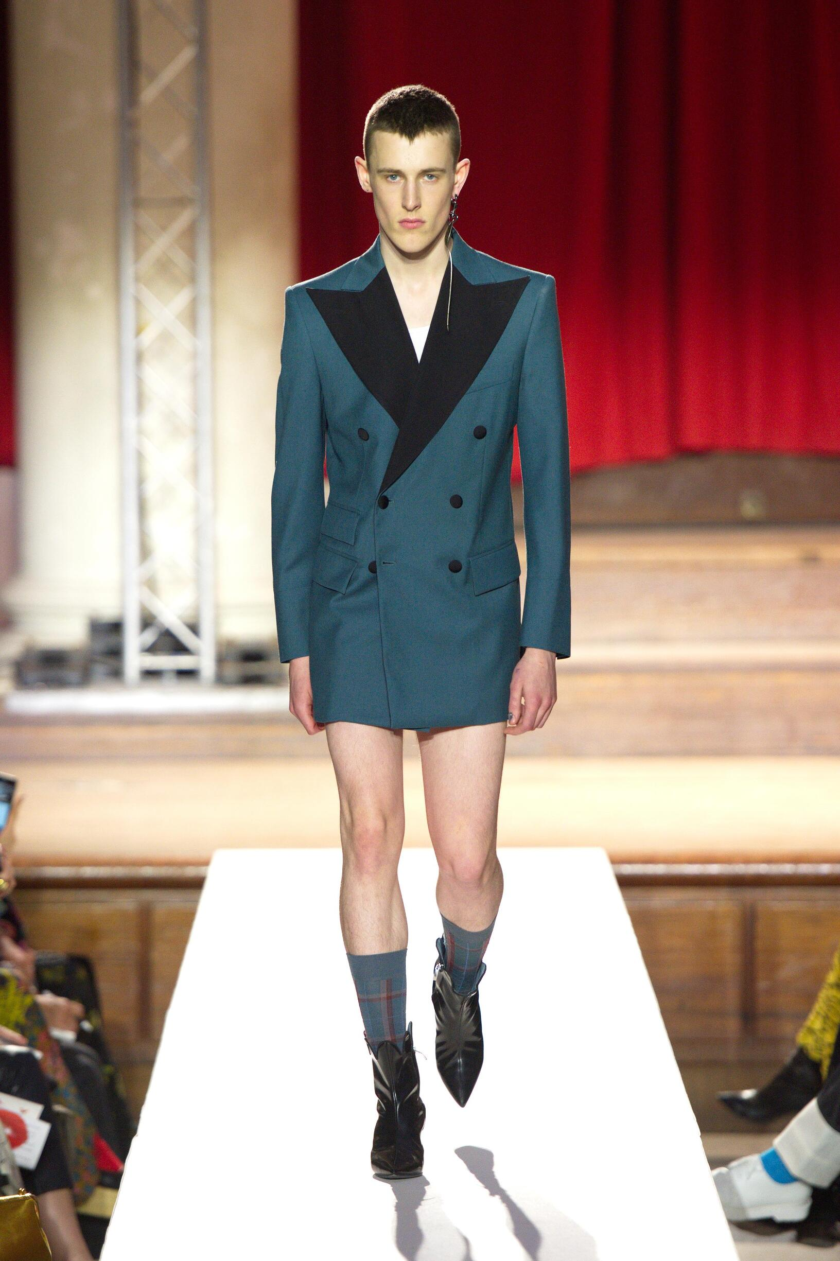 Vivienne Westwood Fall Winter 2019 Mens Collection London Fashion Week