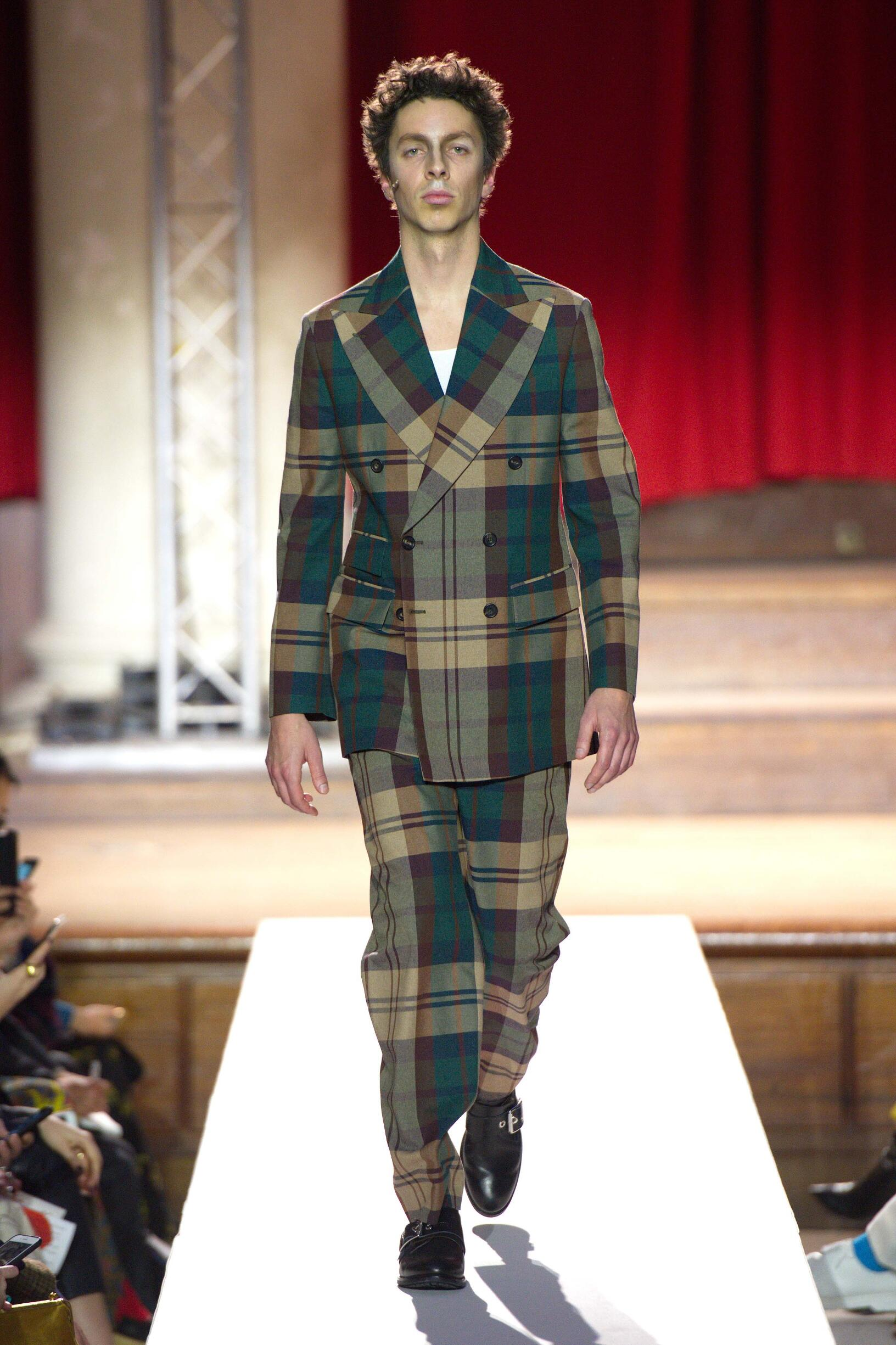Vivienne Westwood Fashion Show FW 2019