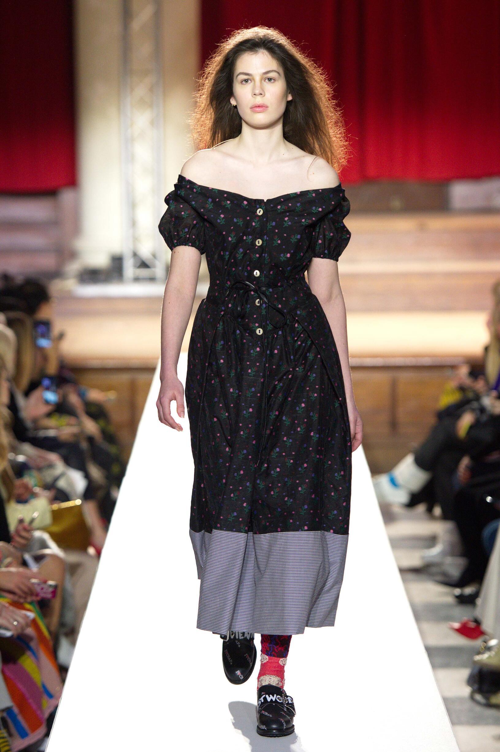 Vivienne Westwood London Fashion Week Womenswear 2019-20