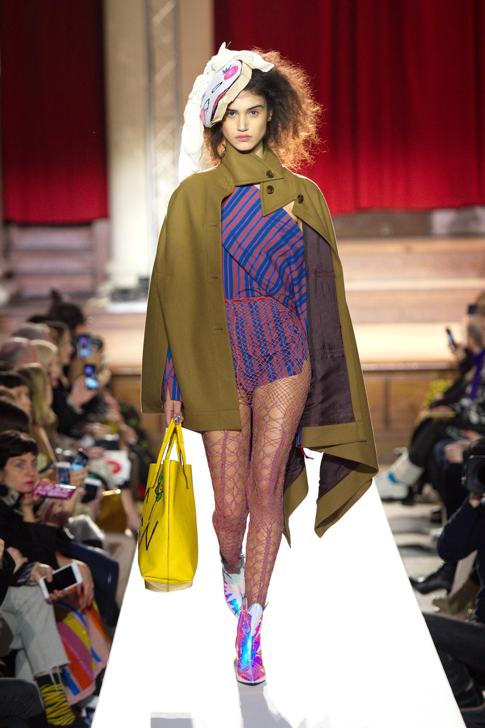 Vivienne Westwood London Fashion Week Womenswear Trends
