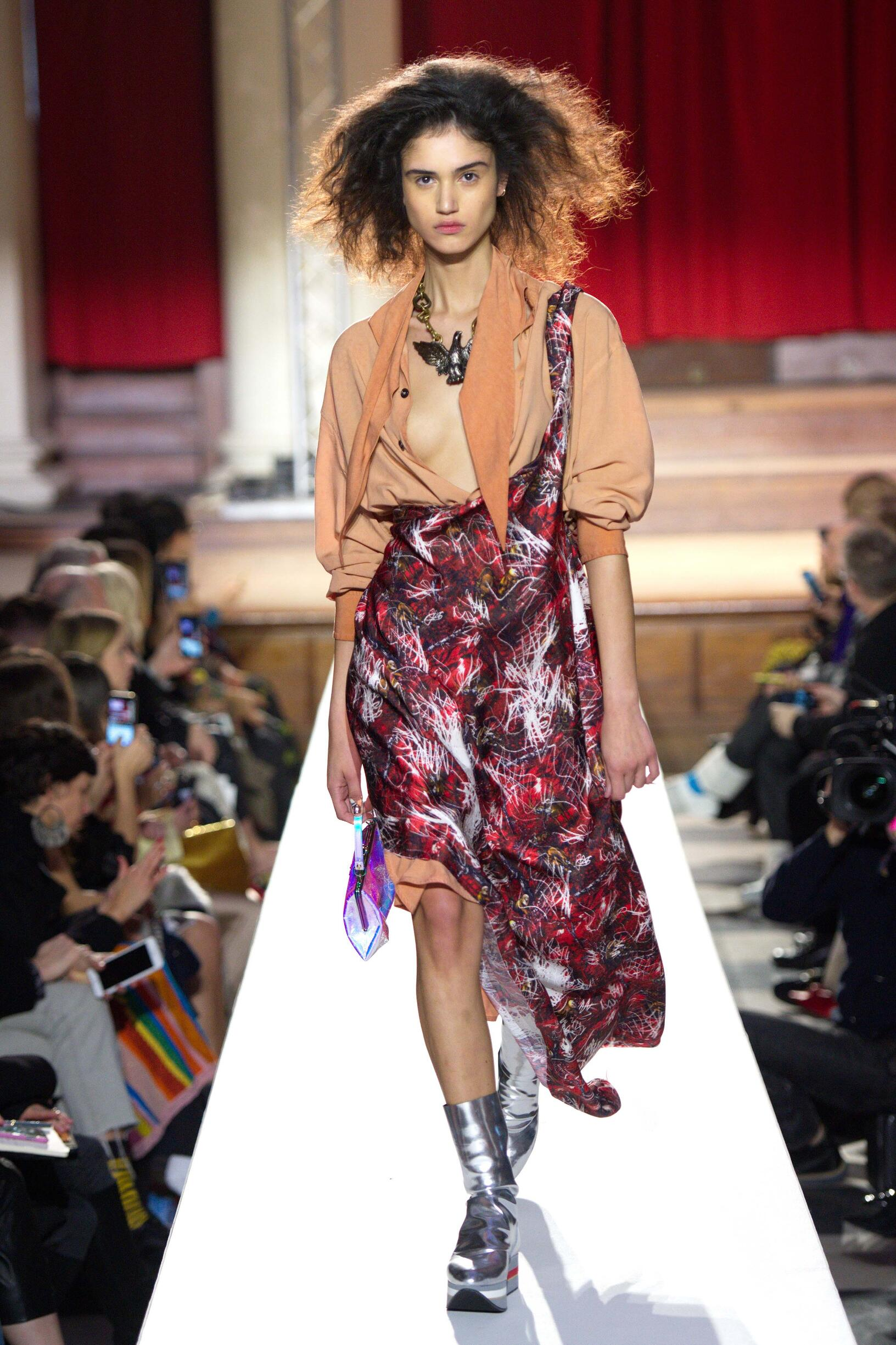Vivienne Westwood Womenswear Collection Trends Winter