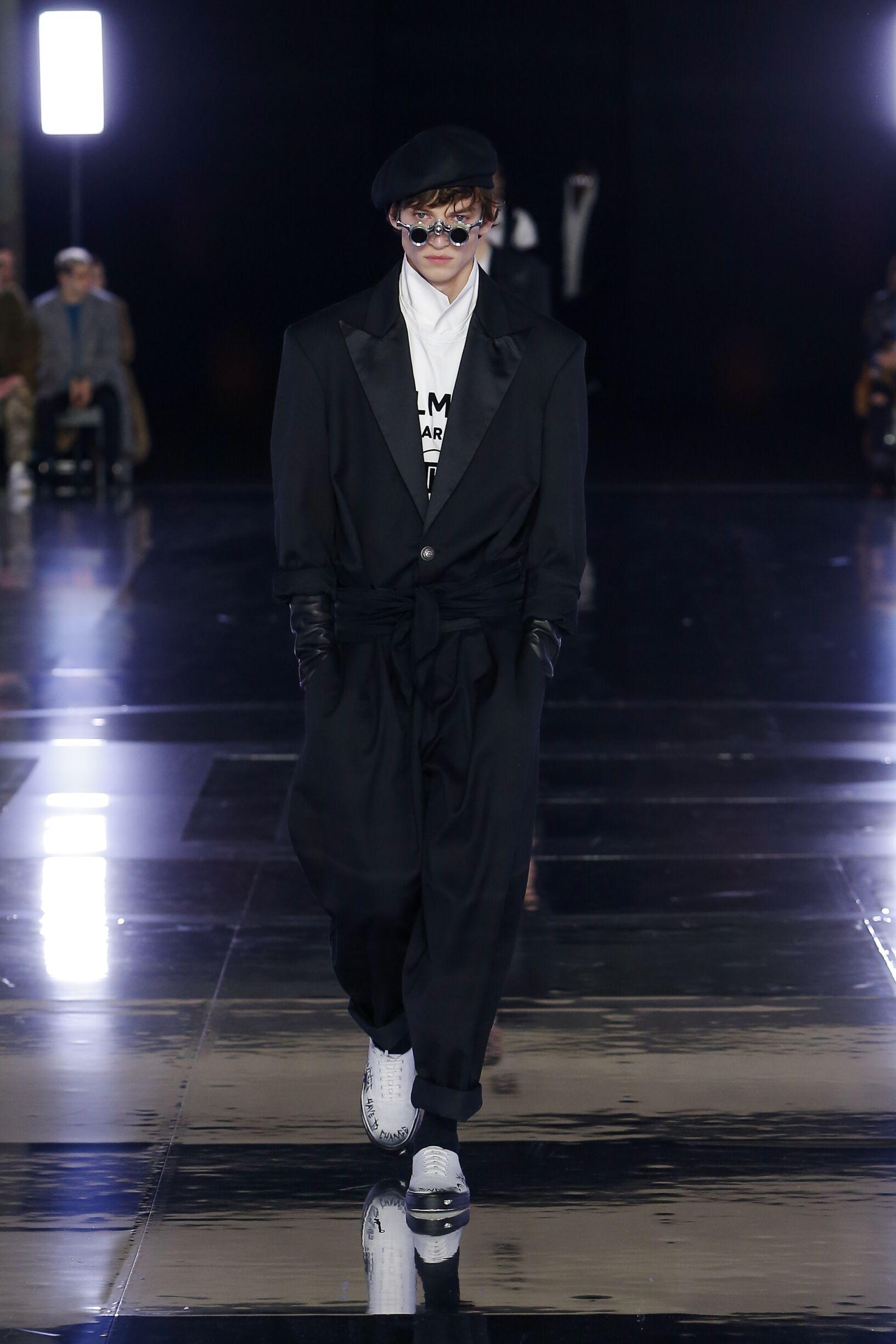 Winter 2019 Fashion Trends Balmain