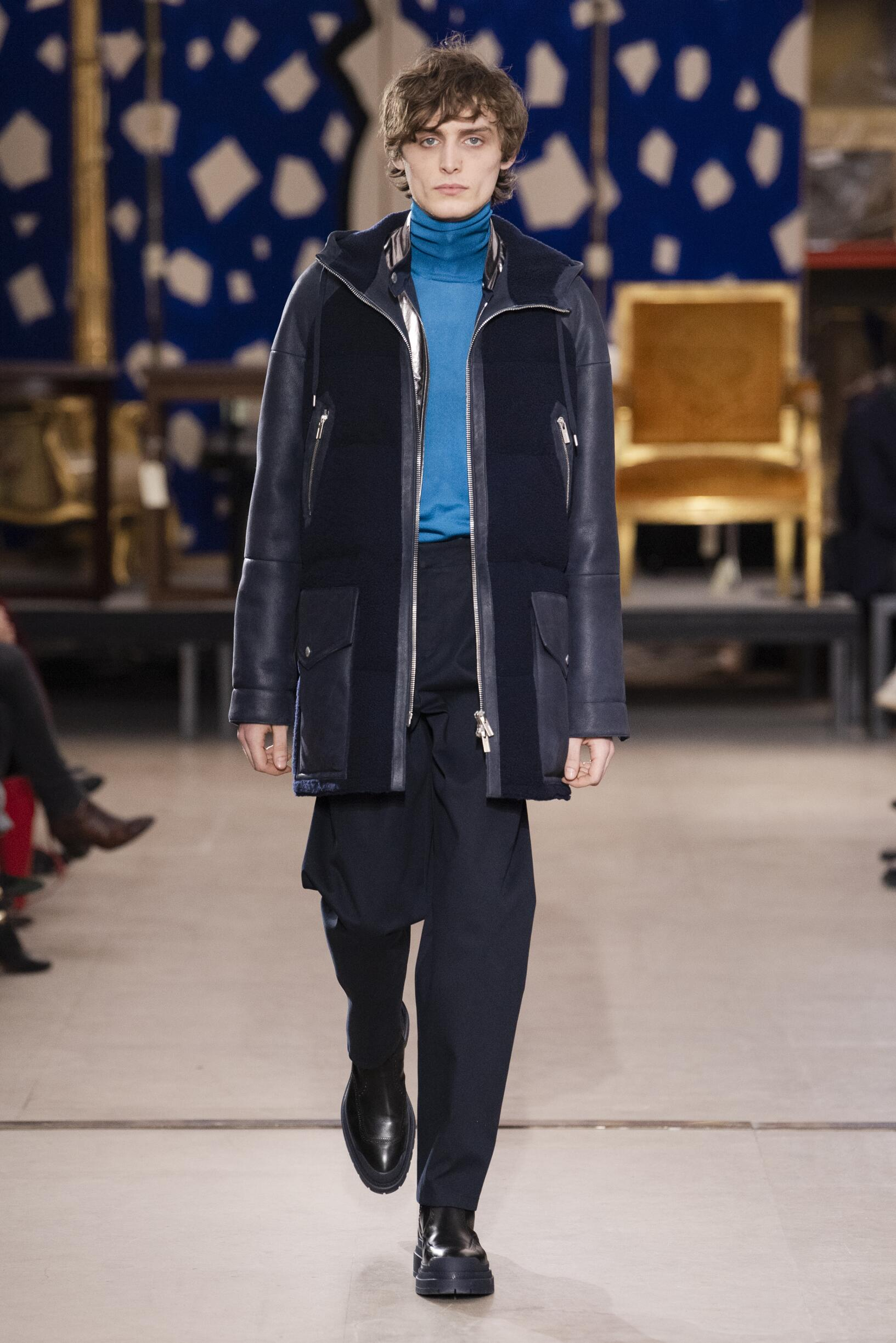 Winter 2019 Fashion Trends Hermès