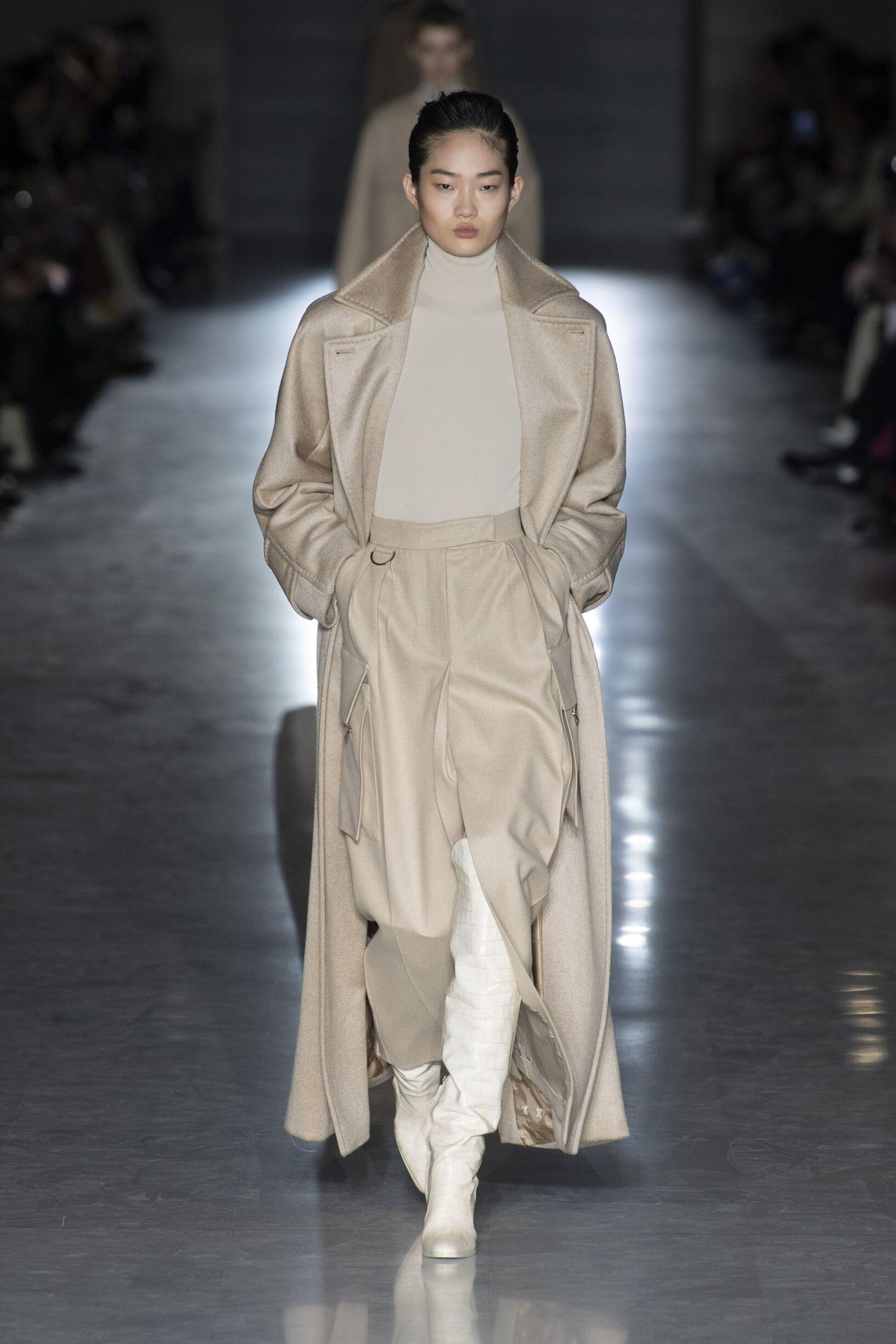 Winter 2019 Fashion Trends Max Mara