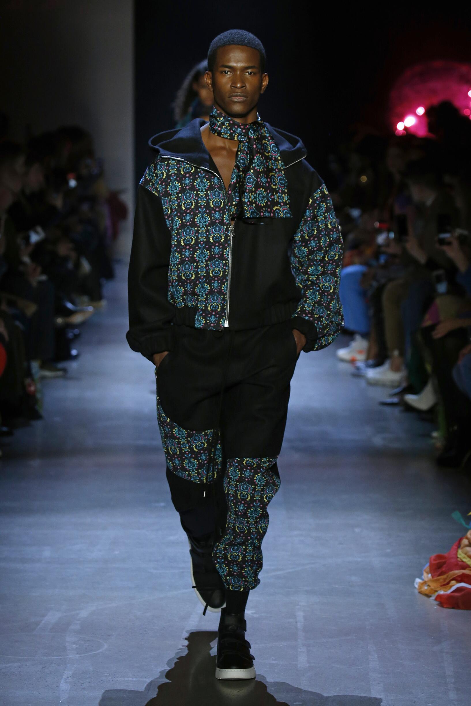 Winter 2019 Fashion Trends Prabal Gurung