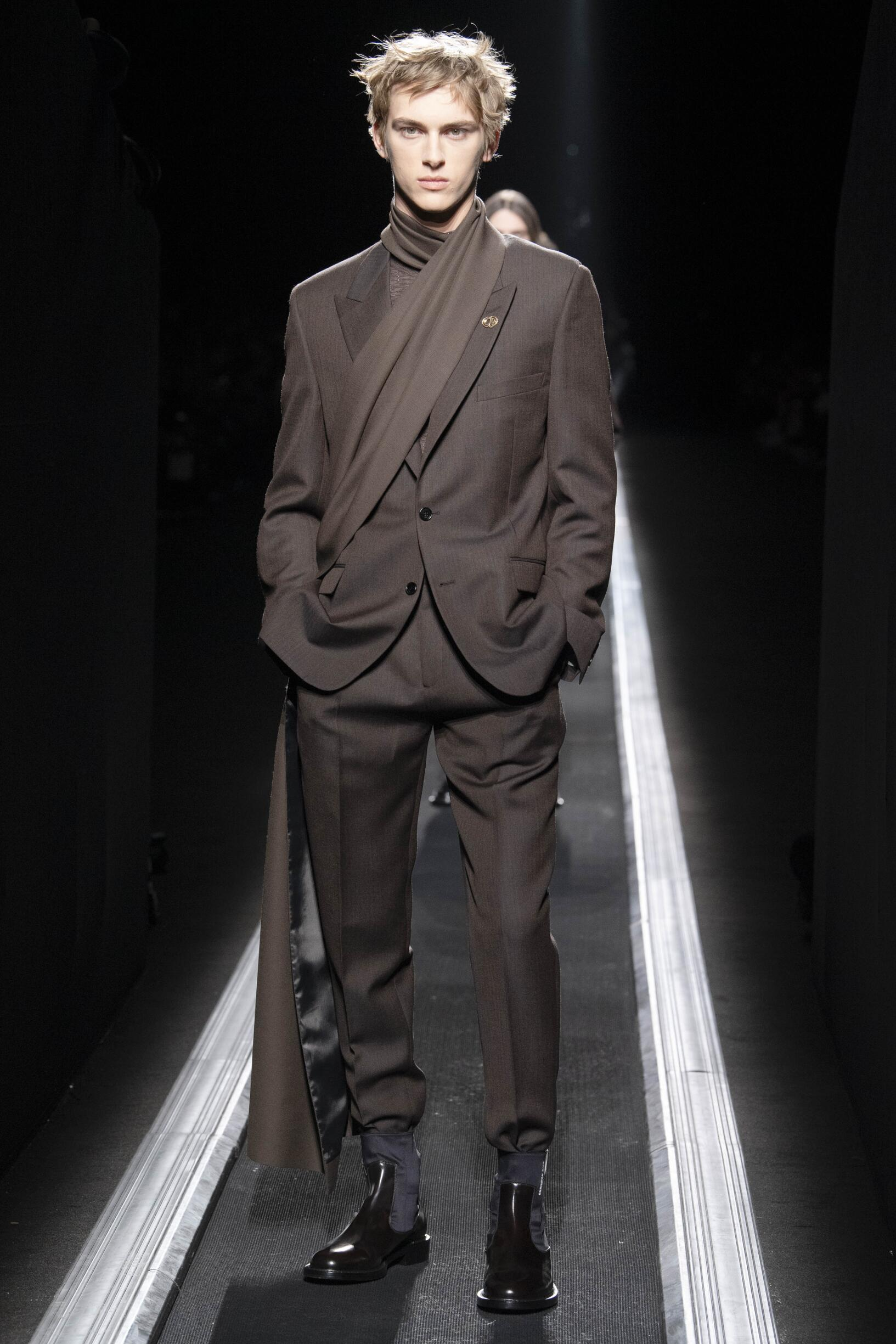 Winter 2019 Man Trends Dior