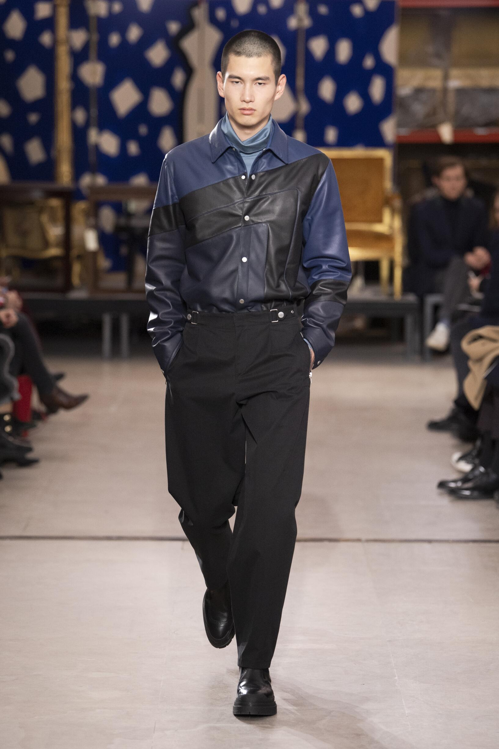 Winter 2019 Man Trends Hermès