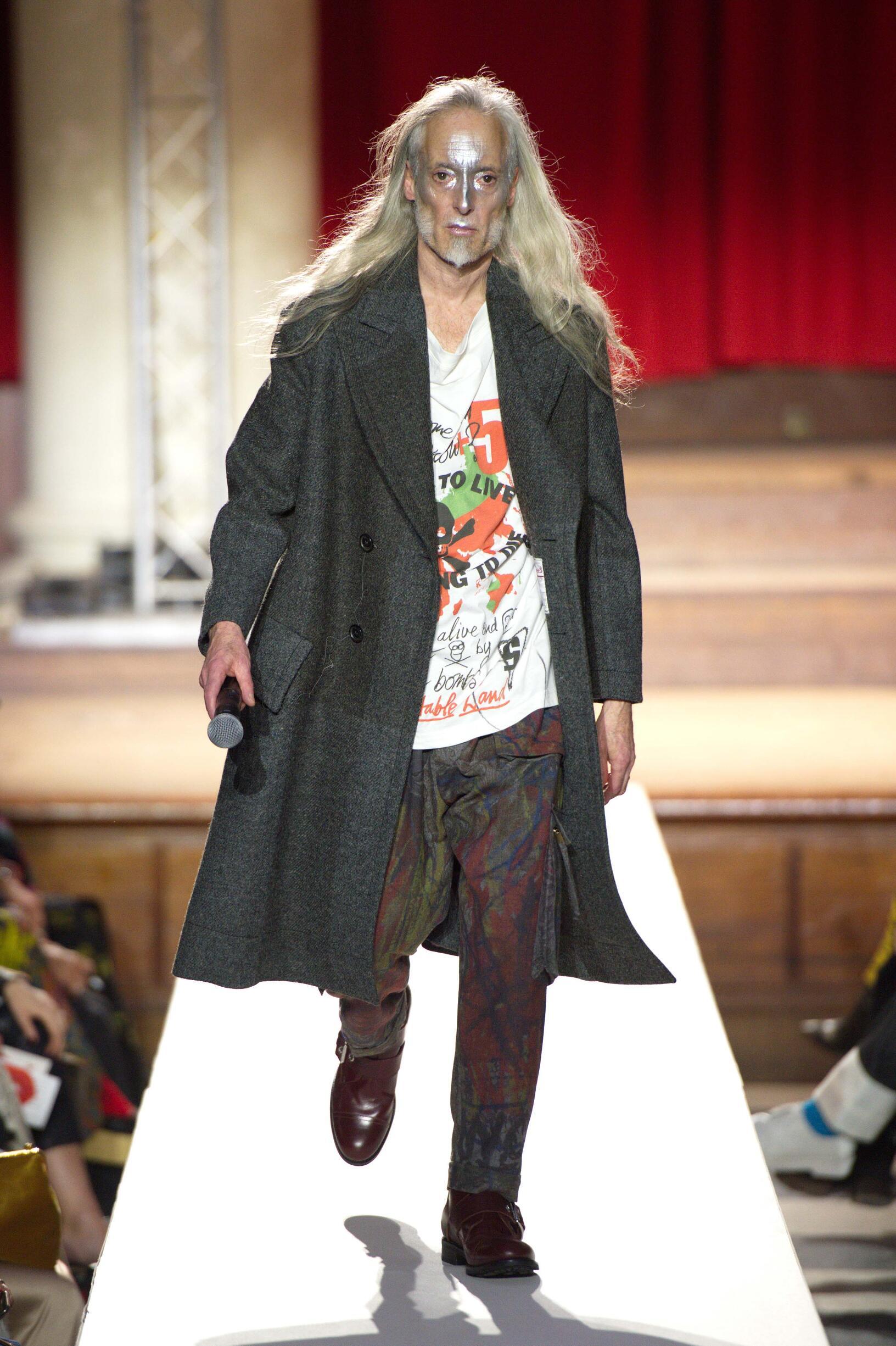 Winter 2019 Man Trends Vivienne Westwood