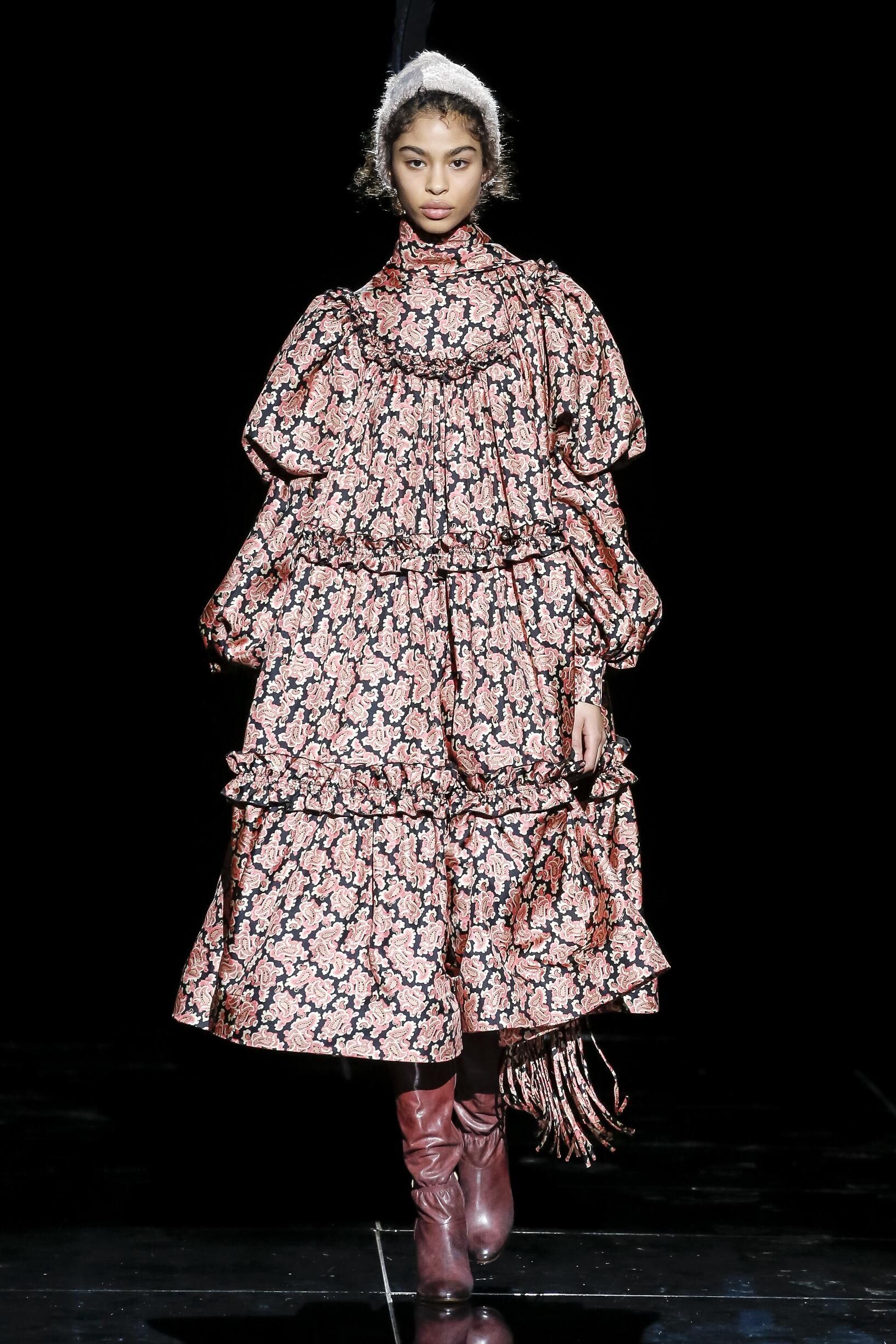 Winter 2019 Woman Trends Marc Jacobs