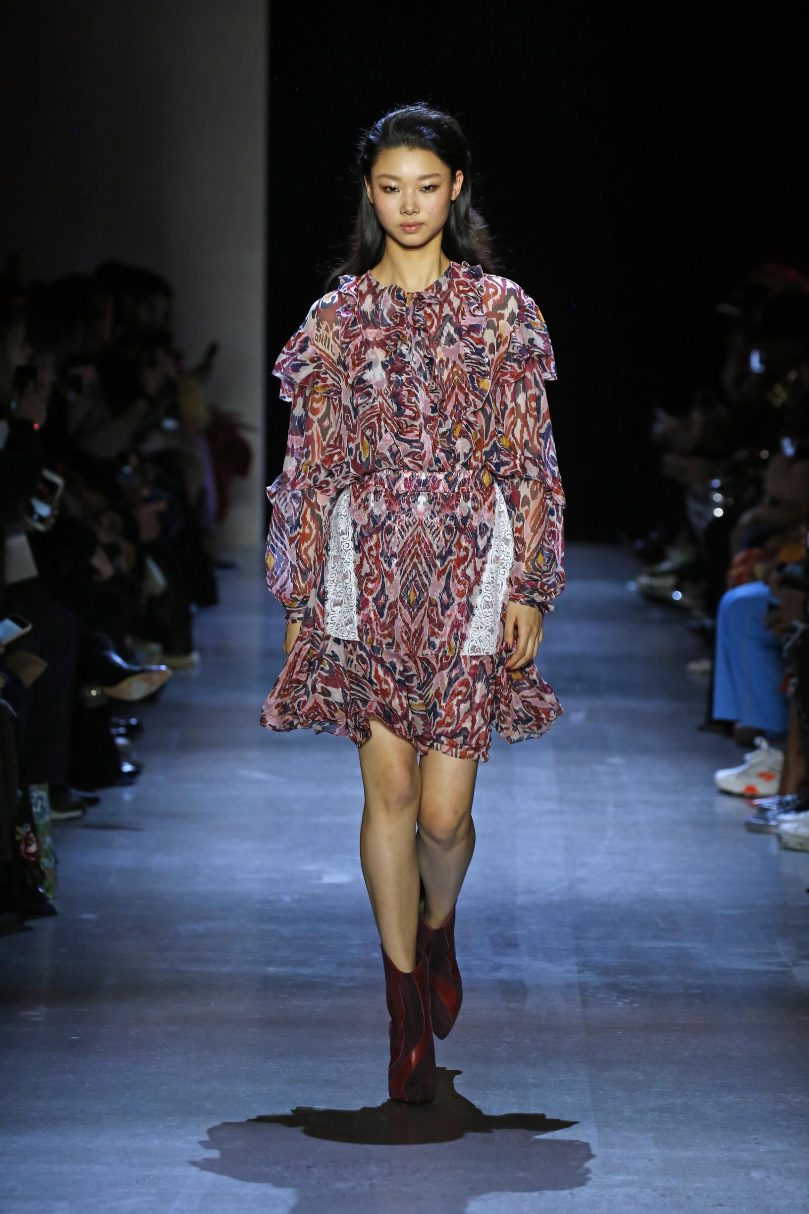 Winter 2019 Woman Trends Prabal Gurung