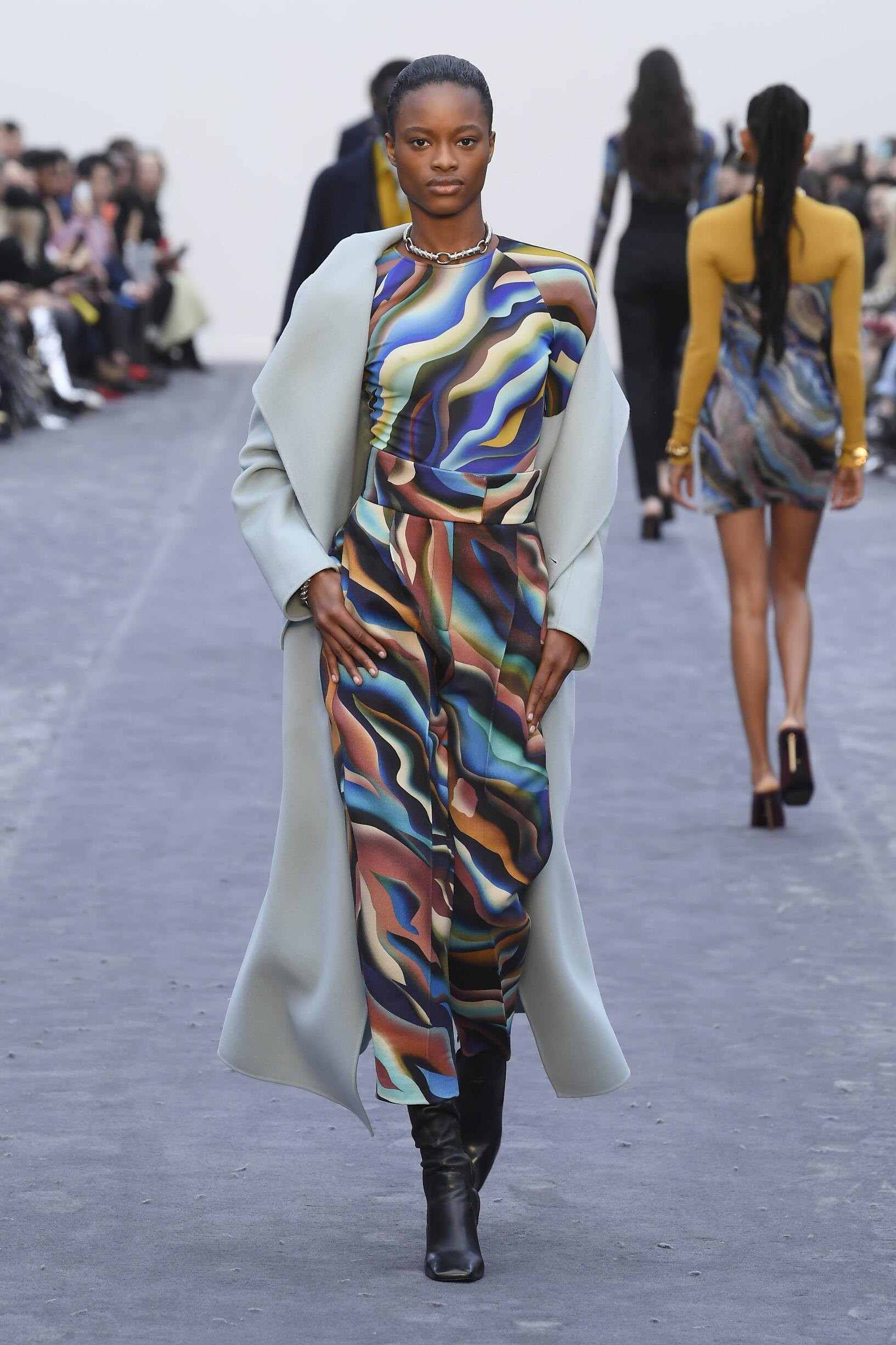 Winter 2019 Woman Trends Roberto Cavalli