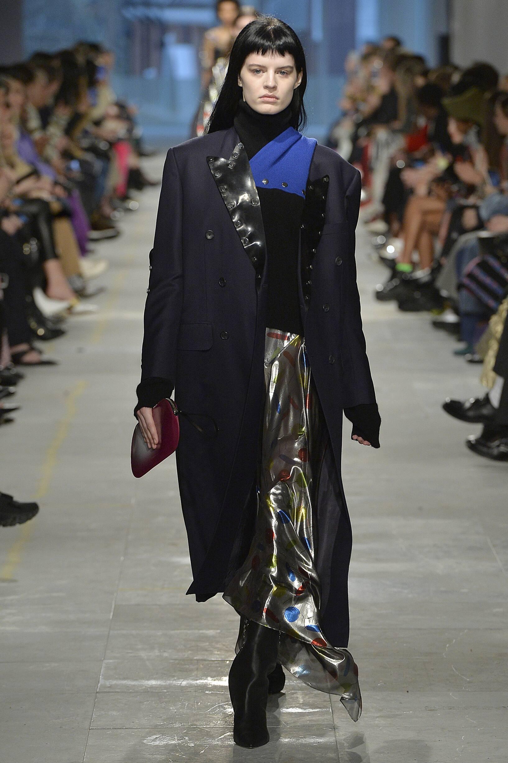 Woman FW 2019 Christopher Kane Show London Fashion Week