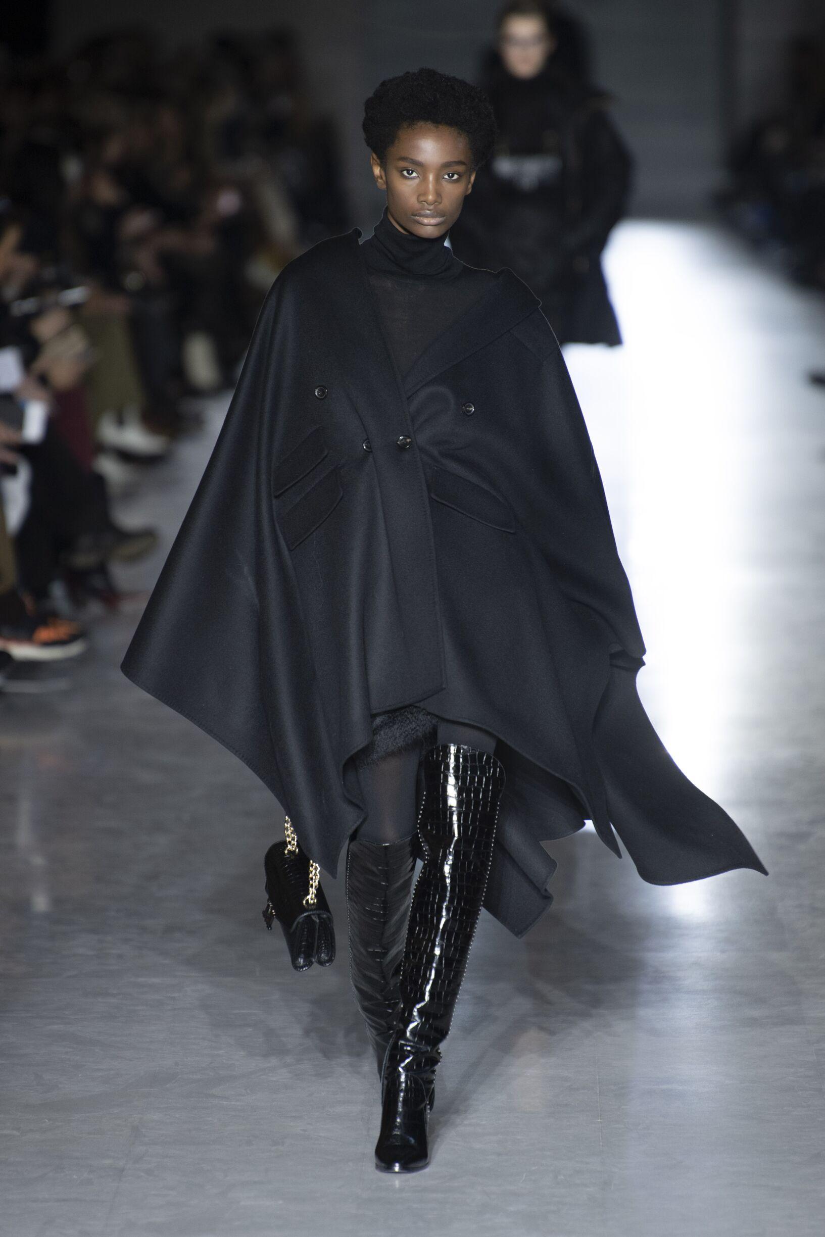 Woman FW 2019 Max Mara Show Milan Fashion Week