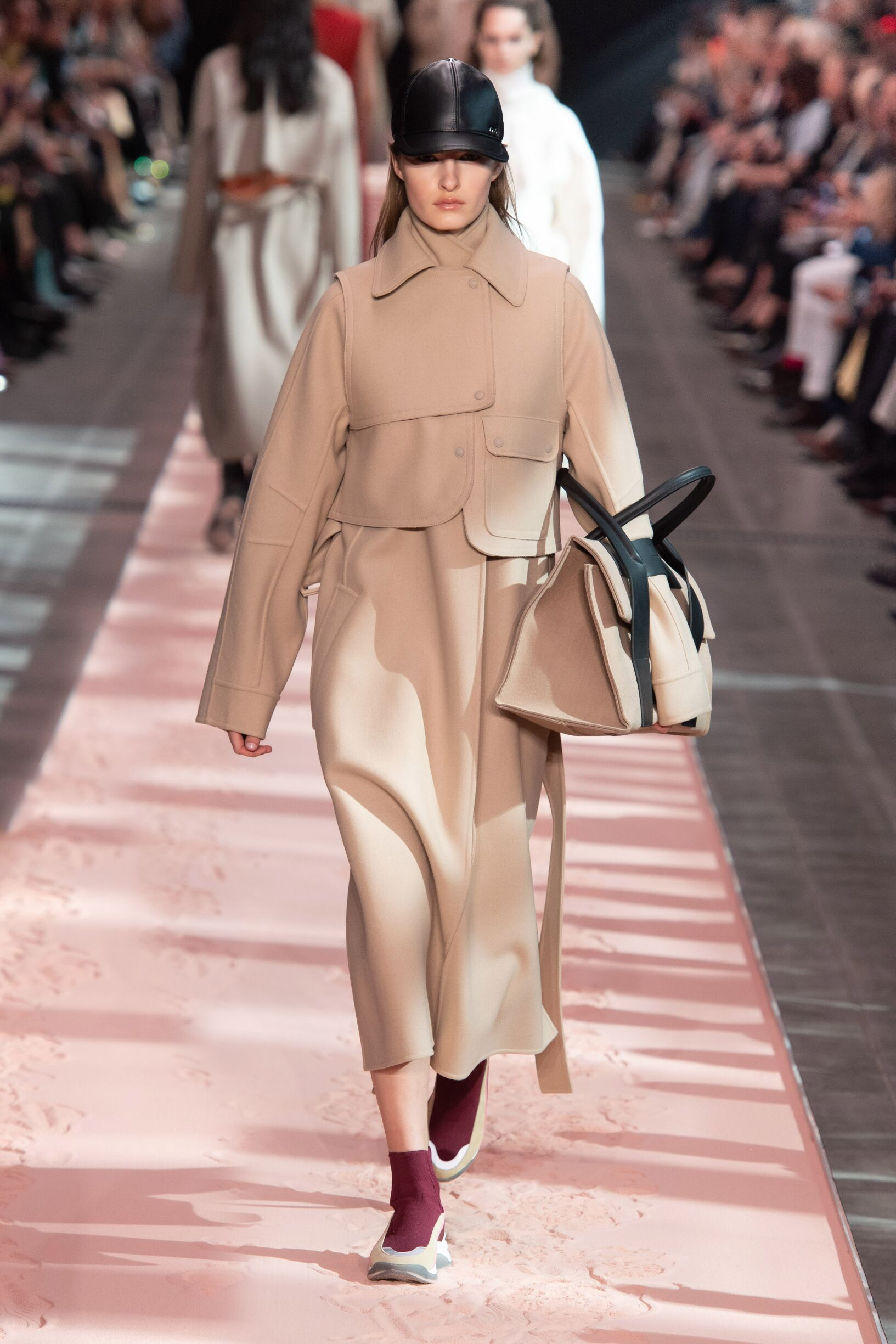 Woman FW 2019 Sportmax Show Milan Fashion Week
