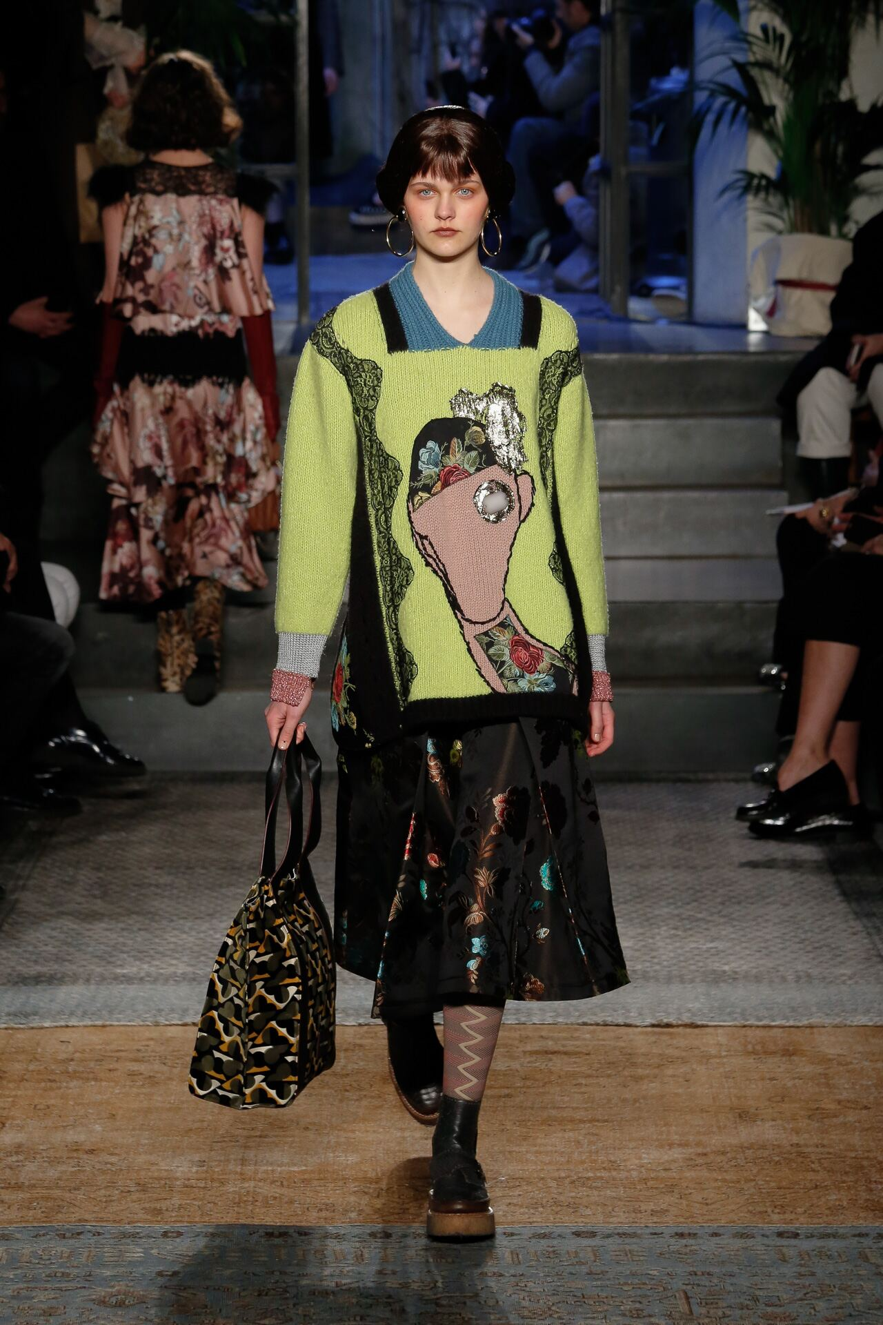 Womenswear Fall Winter Antonio Marras 2019 Trends
