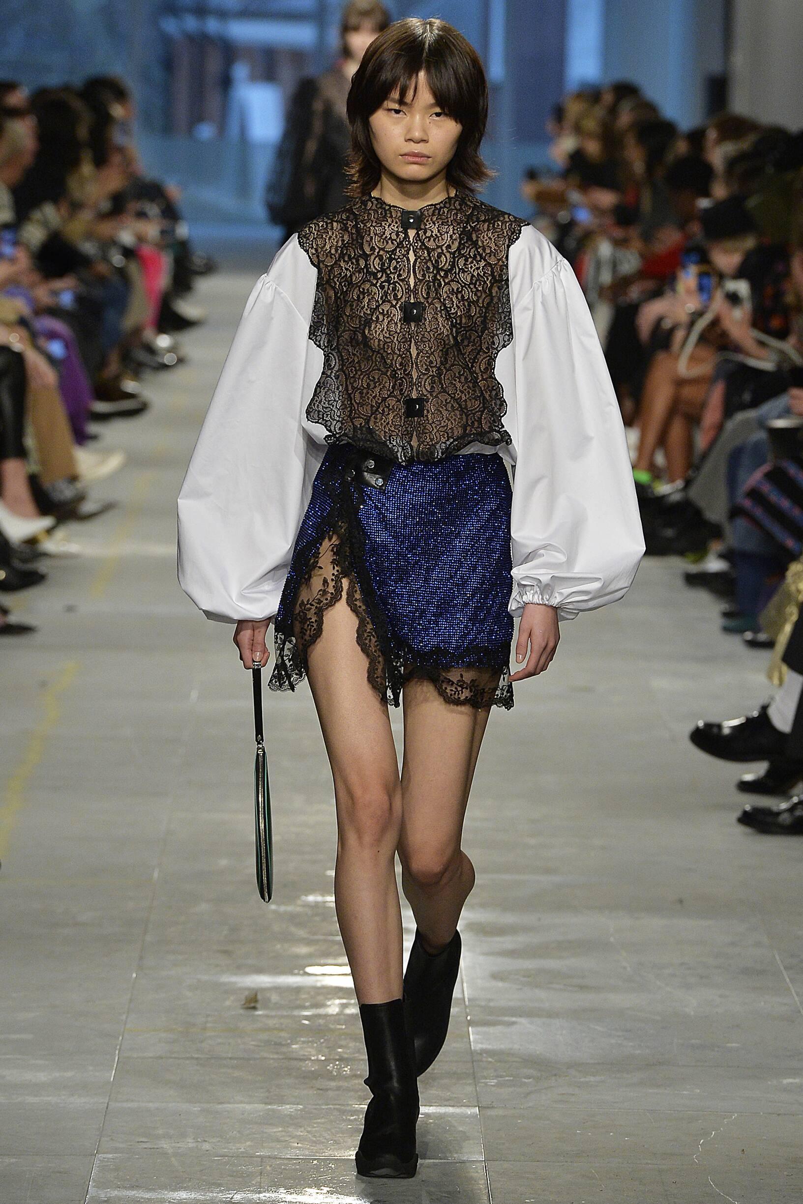 Womenswear Fall Winter Christopher Kane 2019 Trends