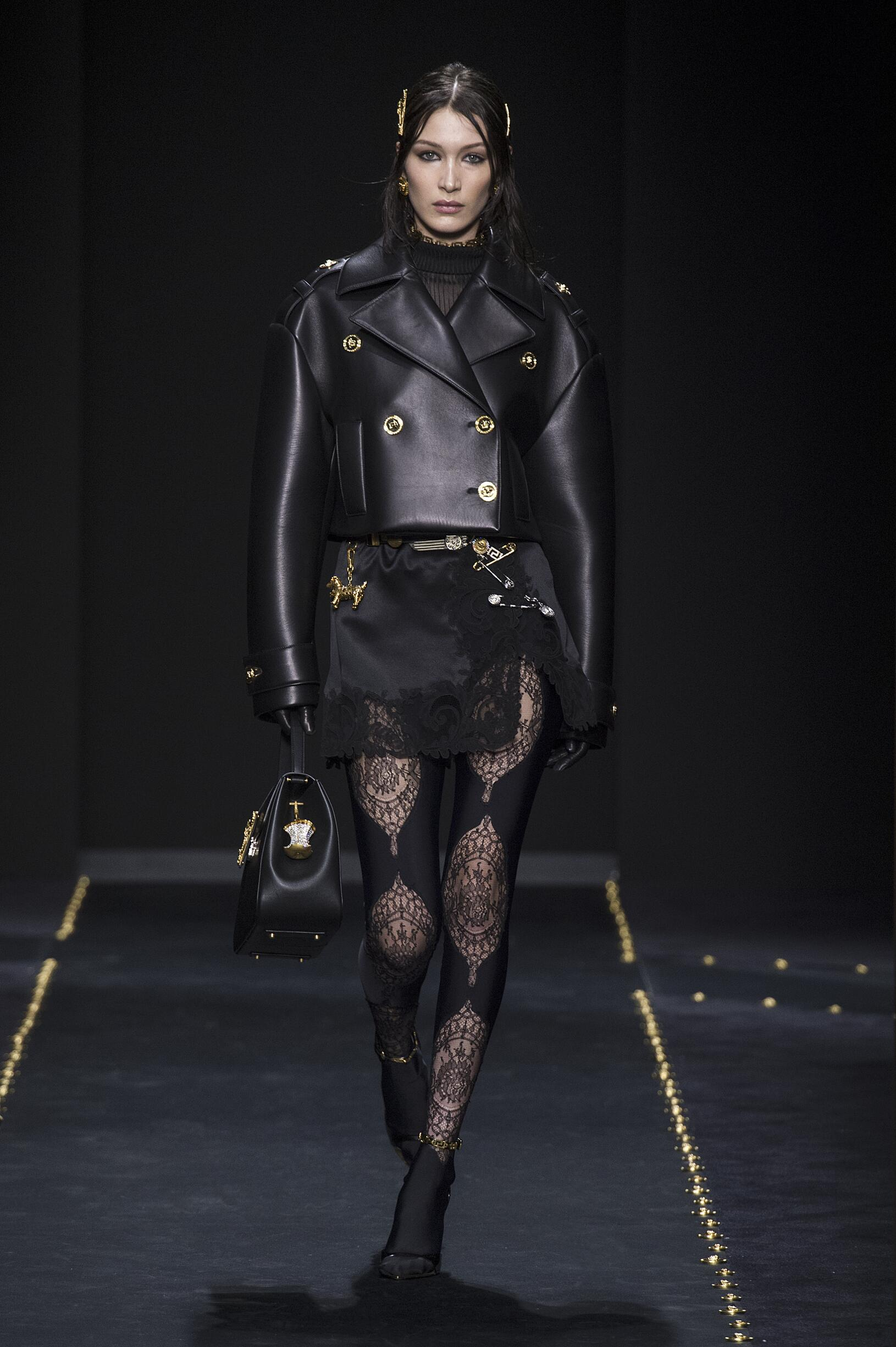 Womenswear Fall Winter Versace 2019 Trends