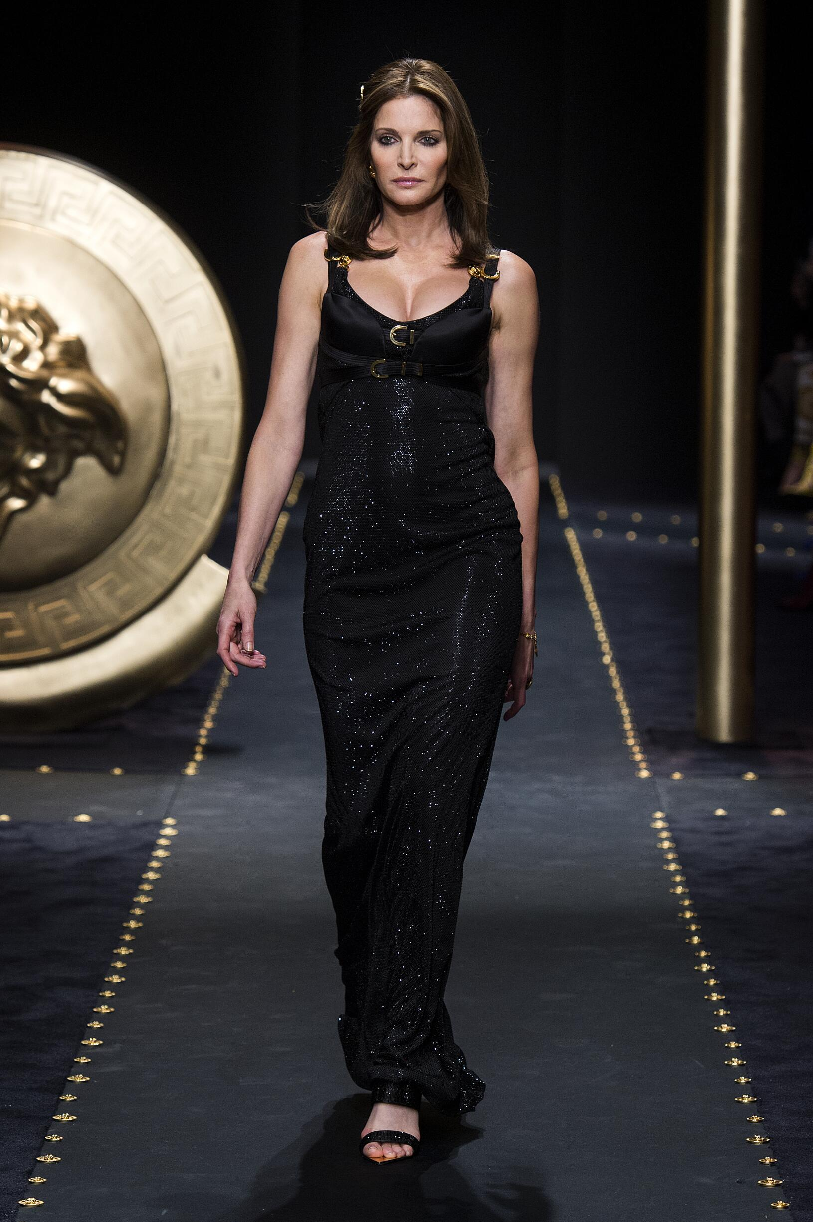 Womenswear Fall Winter Versace 2019