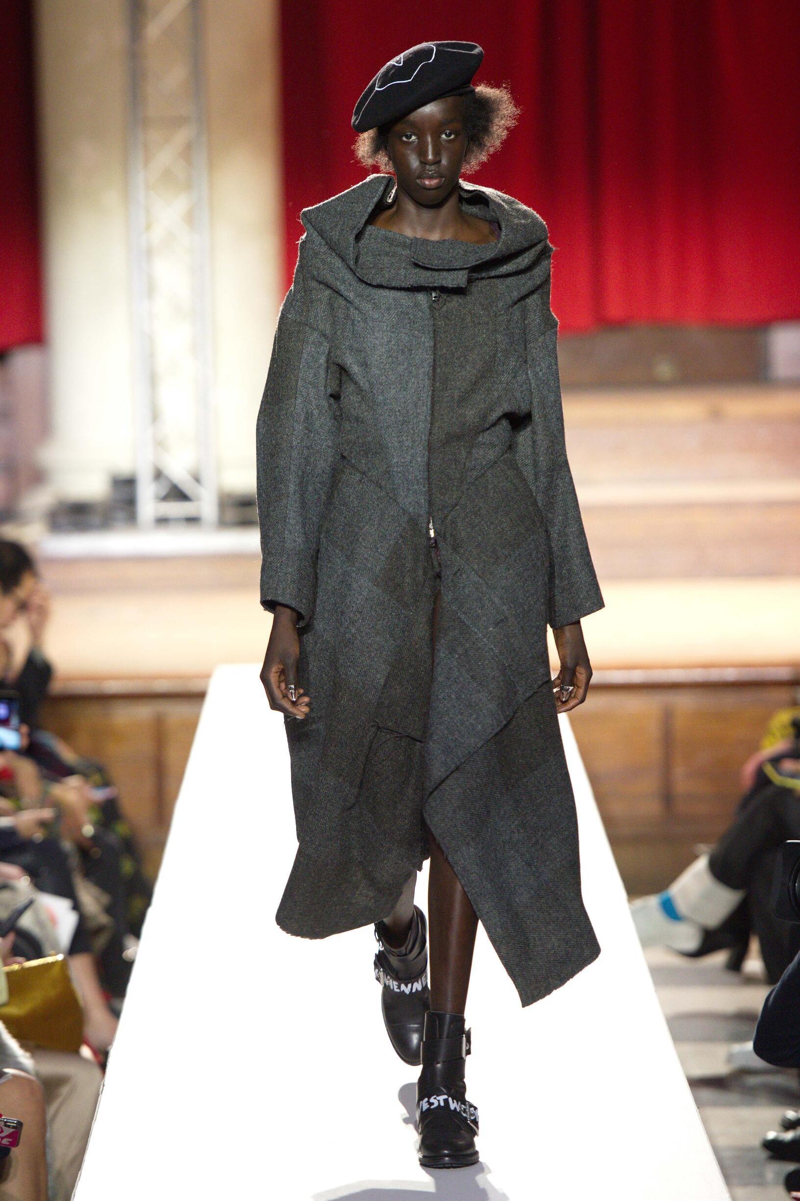 Womenswear Fall Winter Vivienne Westwood 2019 Trends