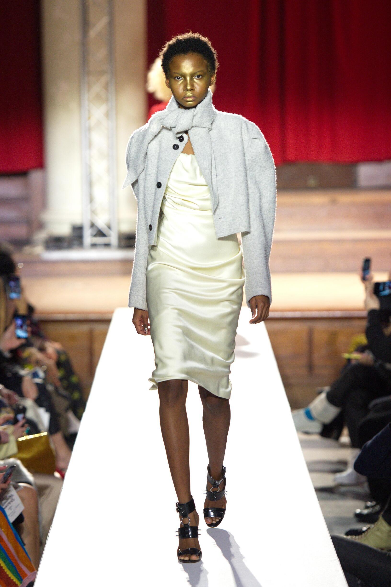 Womenswear Fall Winter Vivienne Westwood 2019