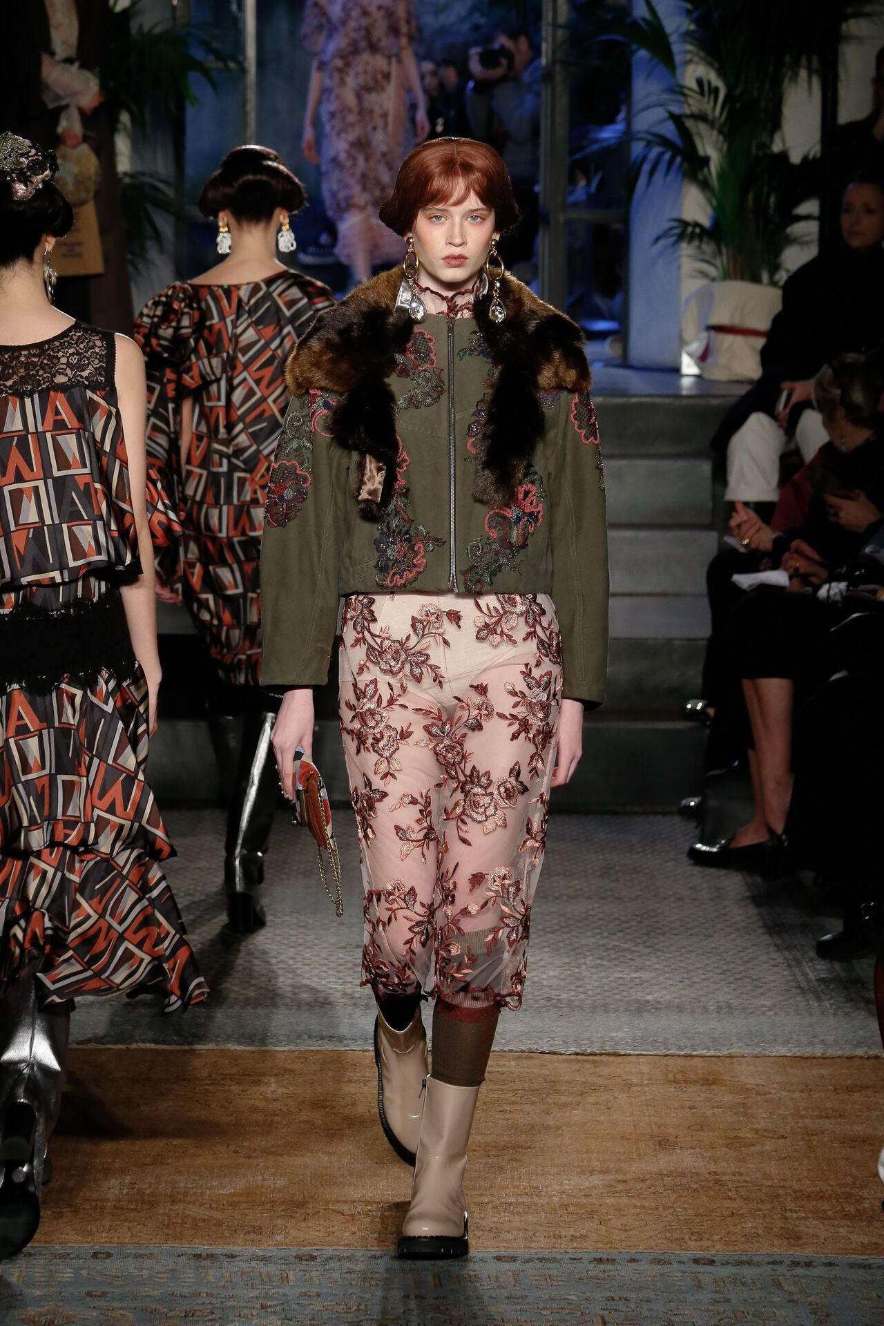 Womenswear Winter Antonio Marras 2019