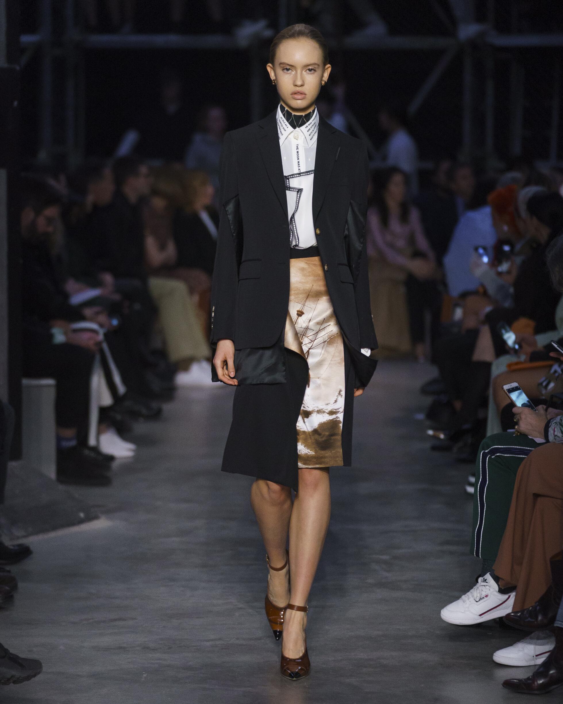 Womenswear Winter Burberry 2019