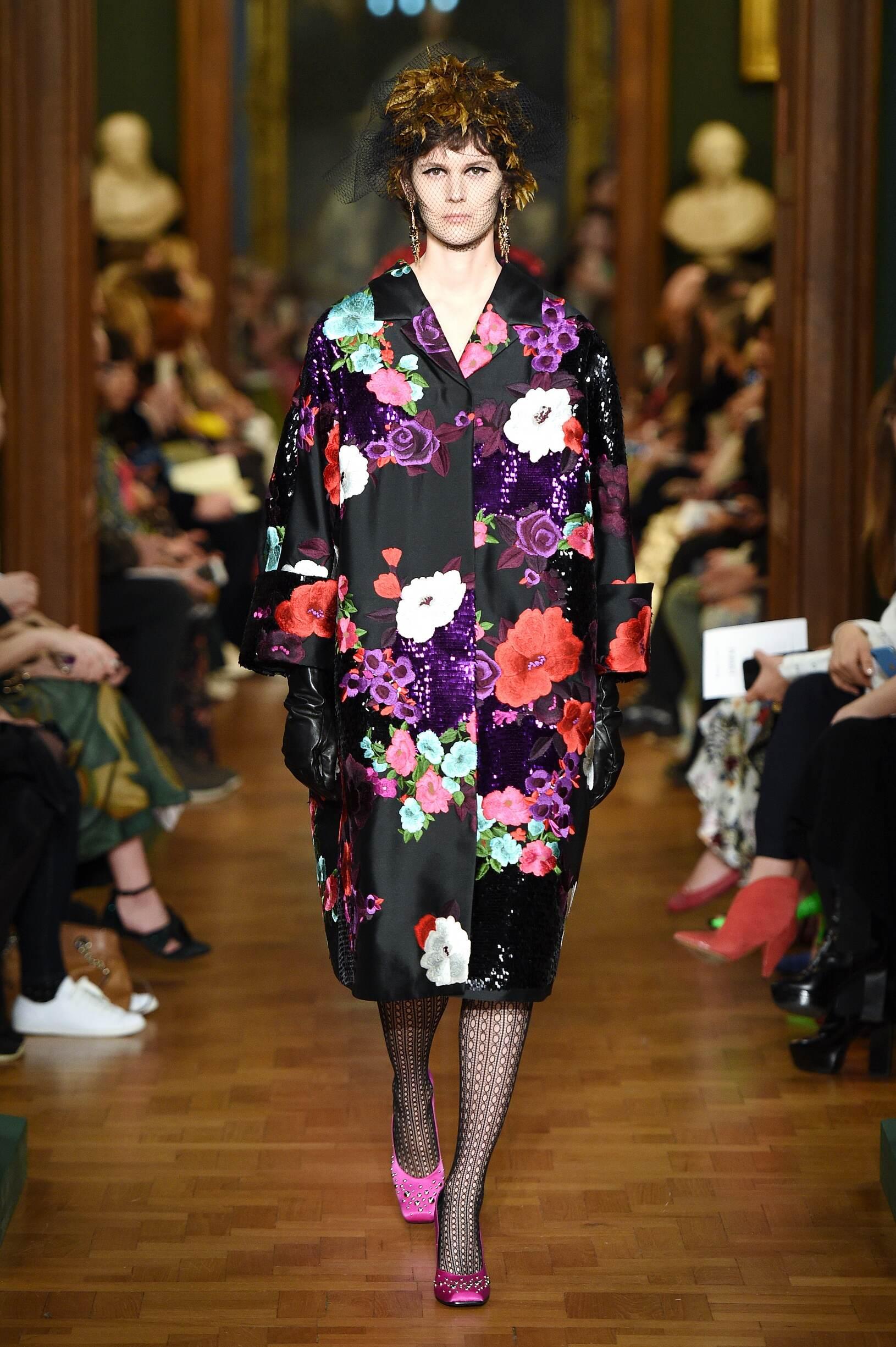 Womenswear Winter Erdem 2019