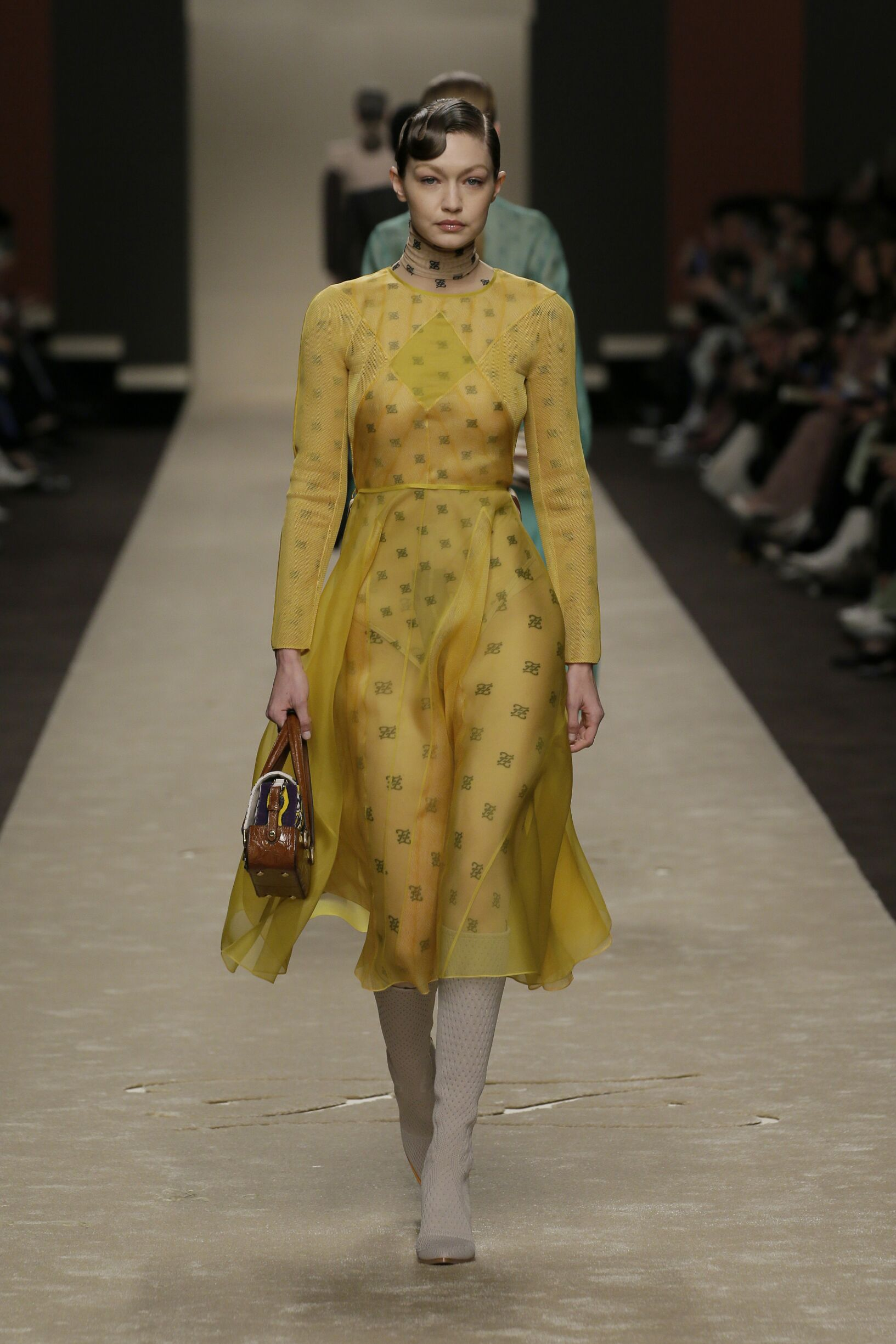 Womenswear Winter Fendi 2019