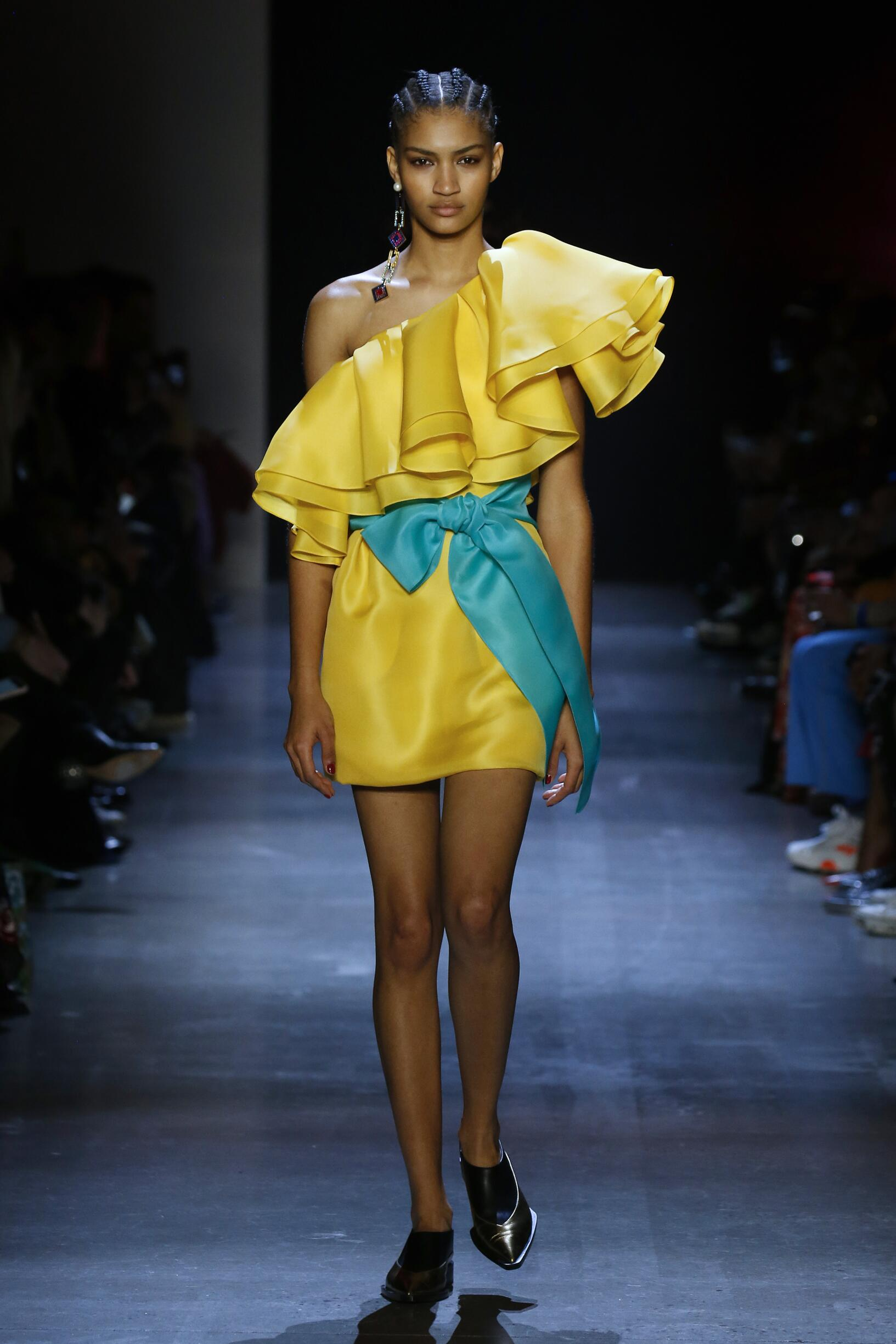 Womenswear Winter Prabal Gurung 2019
