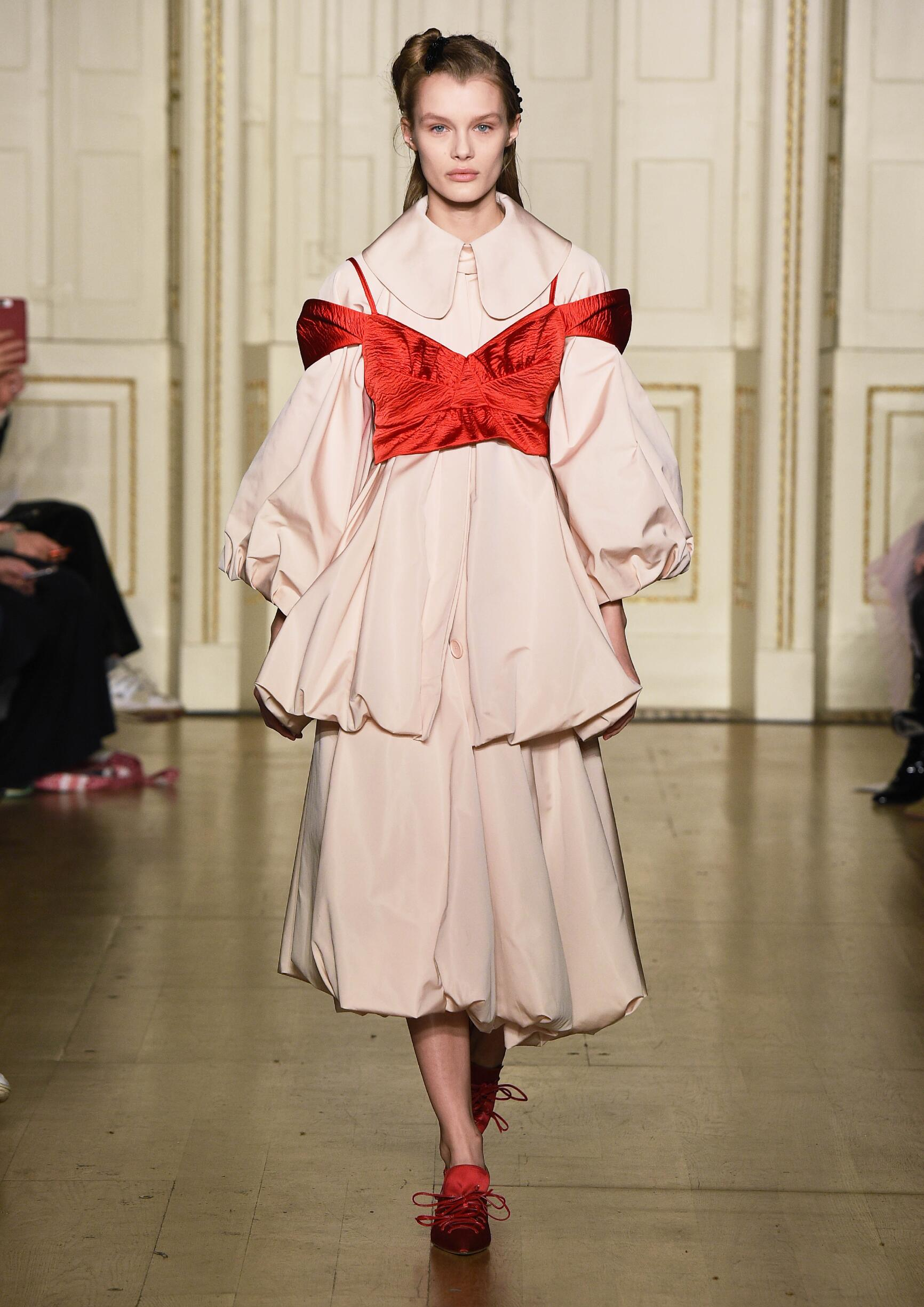 Womenswear Winter Simone Rocha 2019