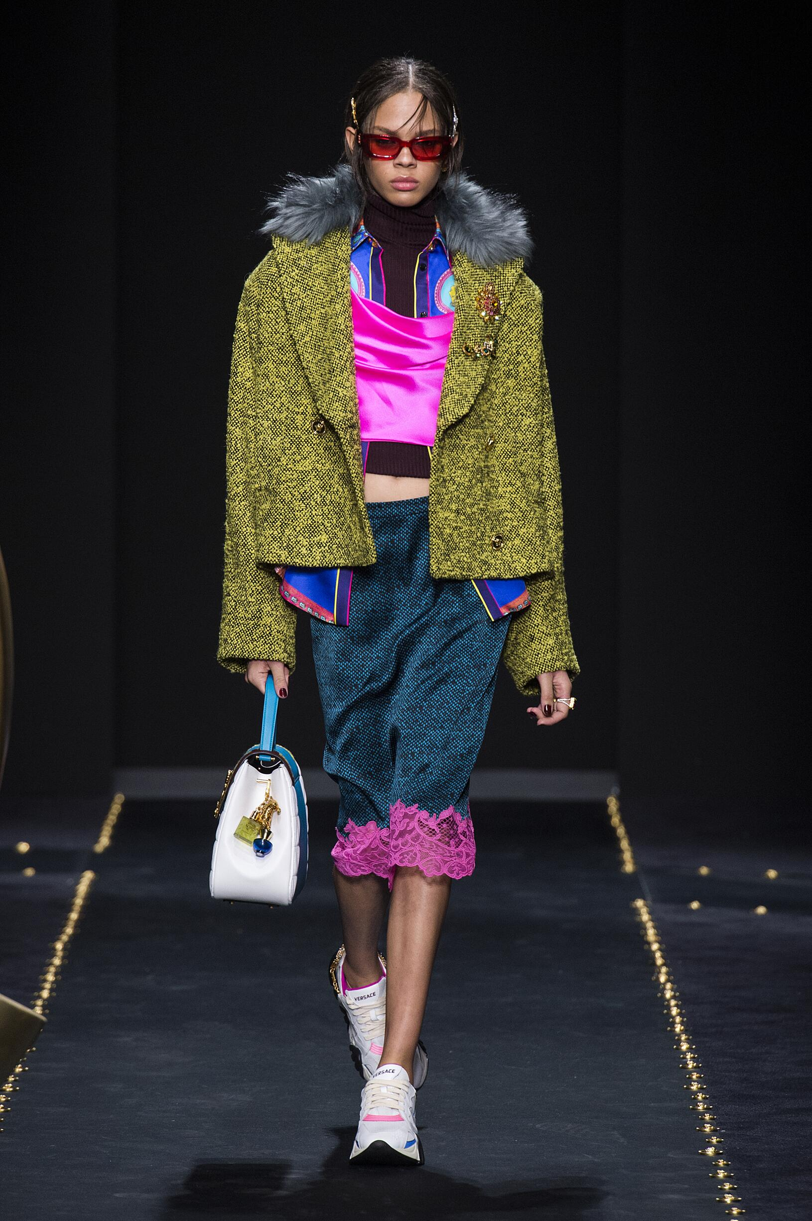 Womenswear Winter Versace 2019