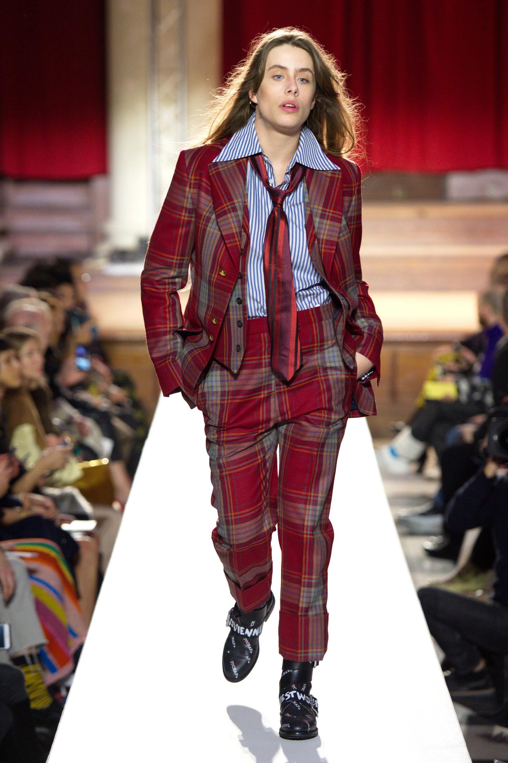 Womenswear Winter Vivienne Westwood 2019