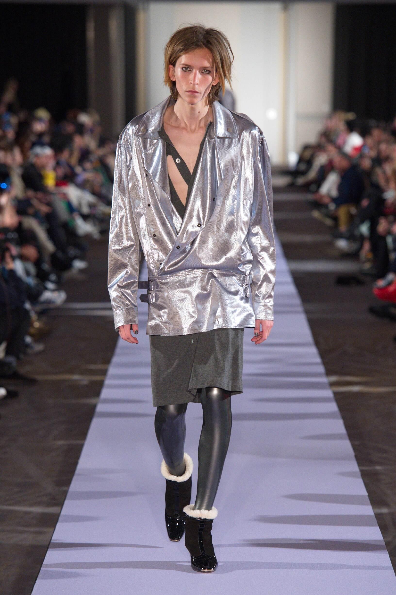 2019 Andreas Kronthaler for Vivienne Westwood Catwalk