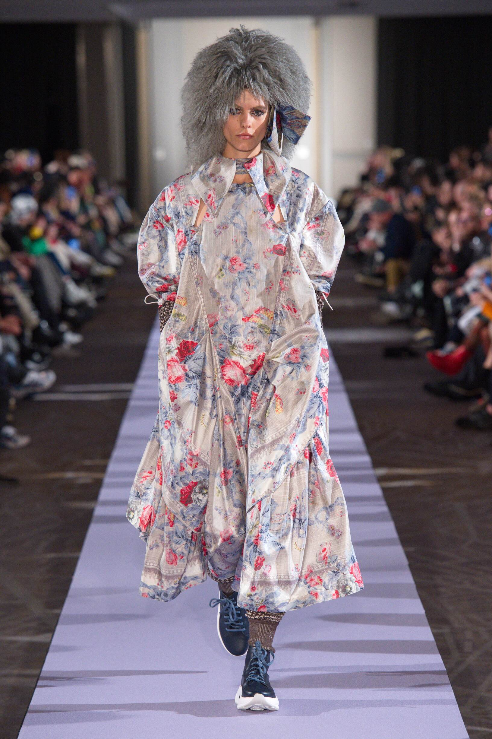 2019 Andreas Kronthaler for Vivienne Westwood Fall Winter Woman